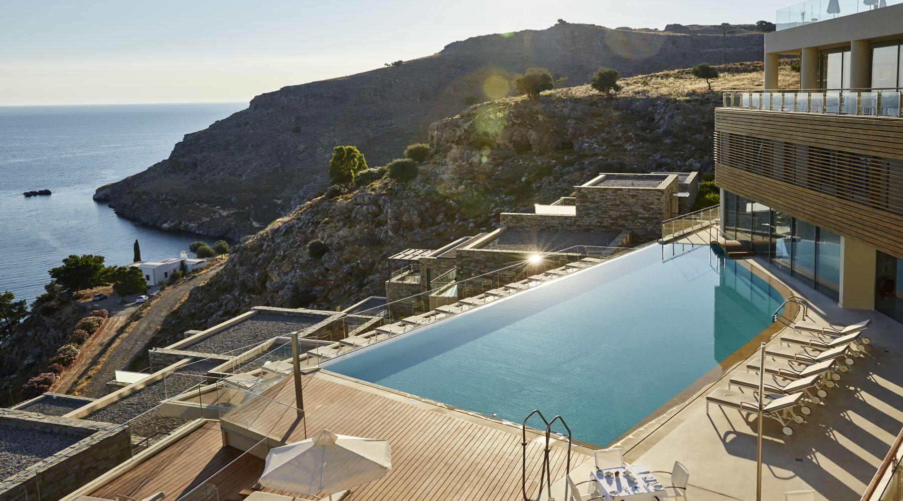 Lindos Blu Luxury Hotel & Suites, Rodos