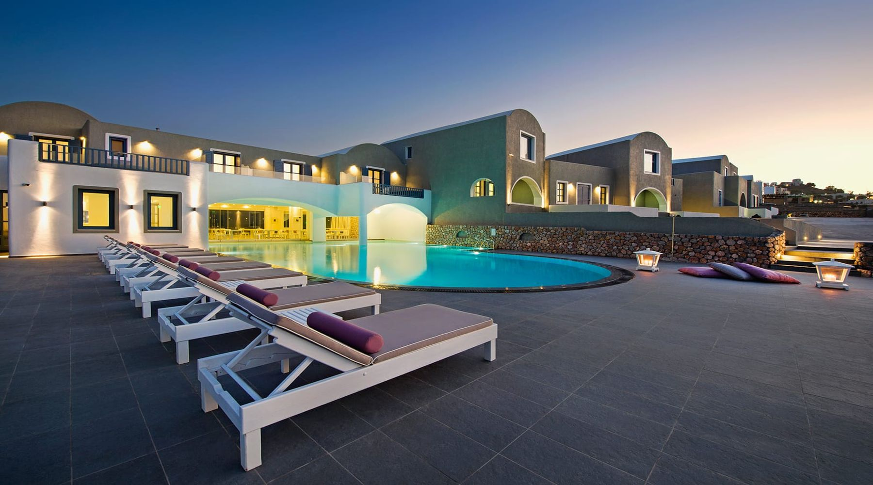 Acroterra Rosa Luxury Suites & Spa, Santorini