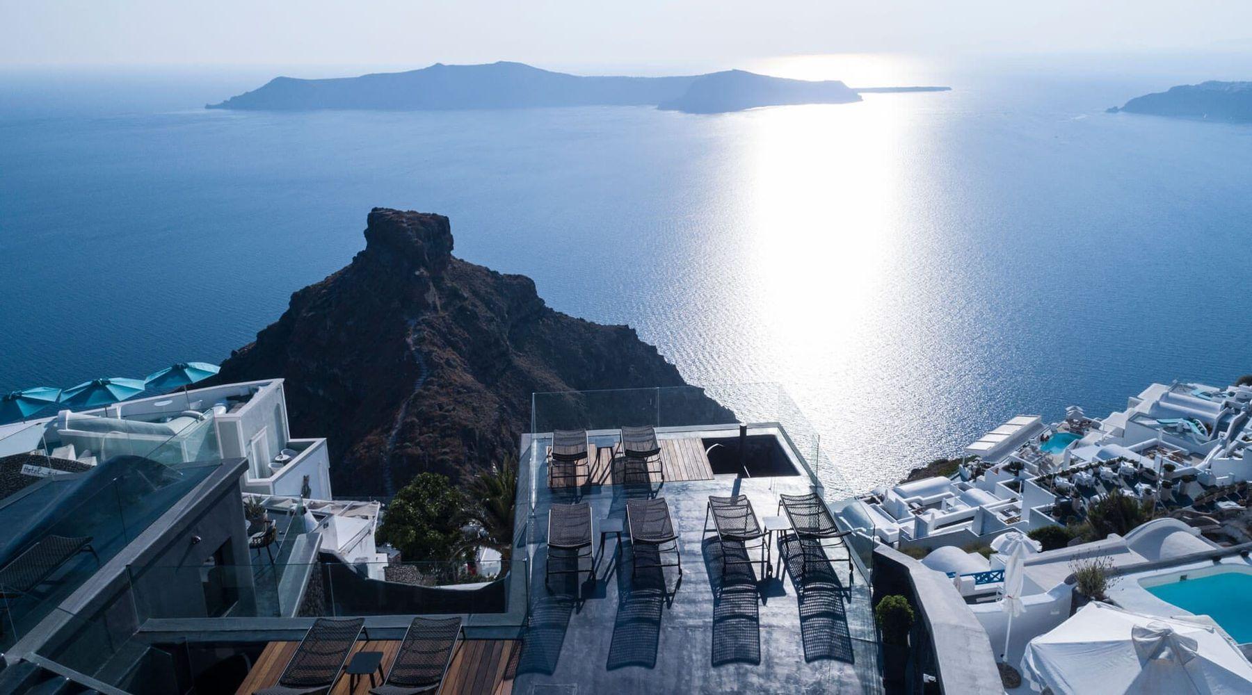 Kivotos Hotel & Villas, Santorini