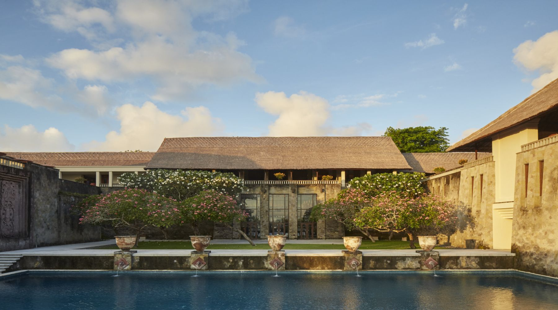 Aman Villas at Nusa Dua, Bali