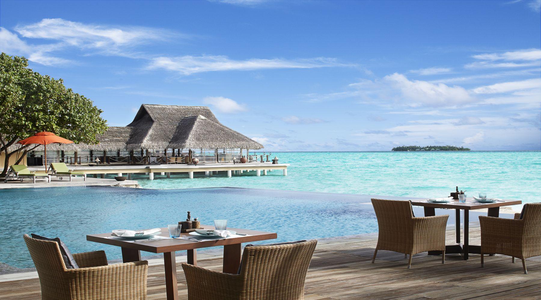 Taj Exotica, Malediwy