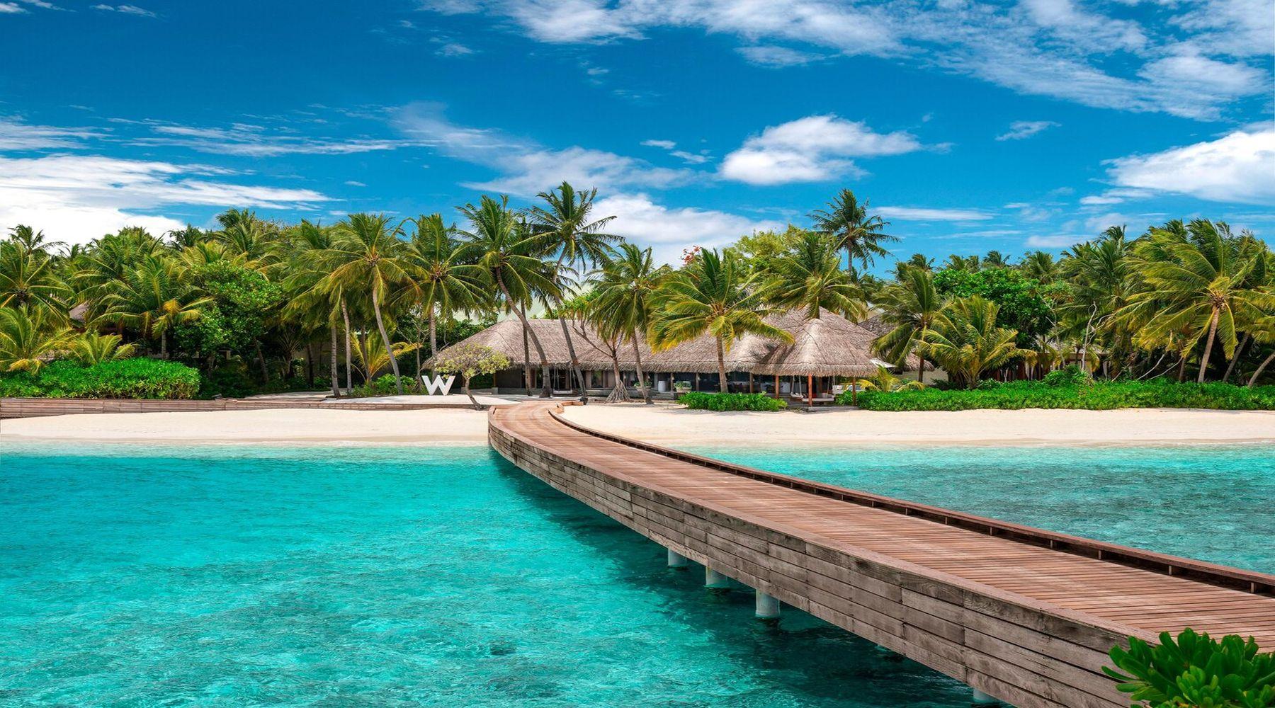 W Maldives, Malediwy