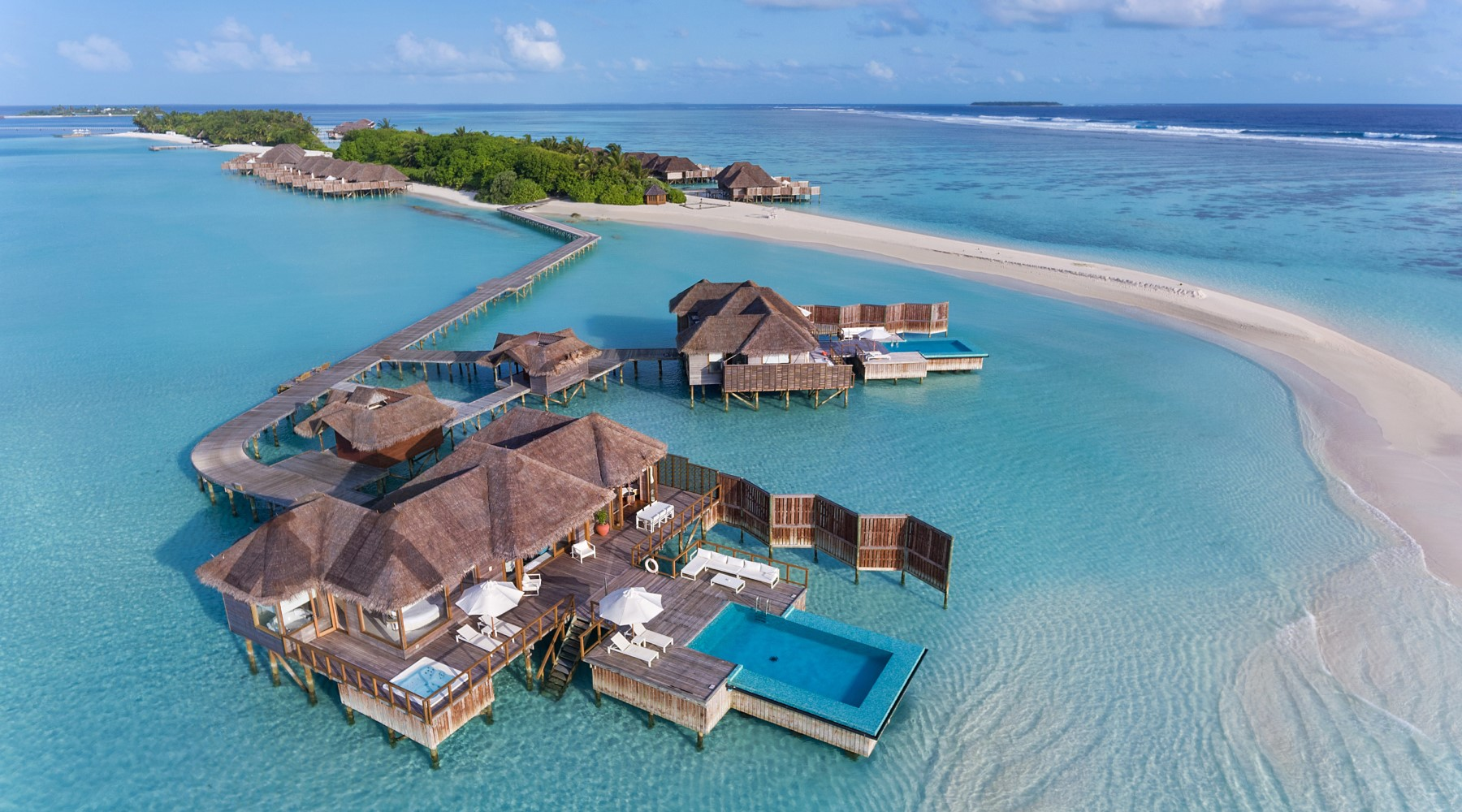 Conrad Maldives Rangali Island, Malediwy
