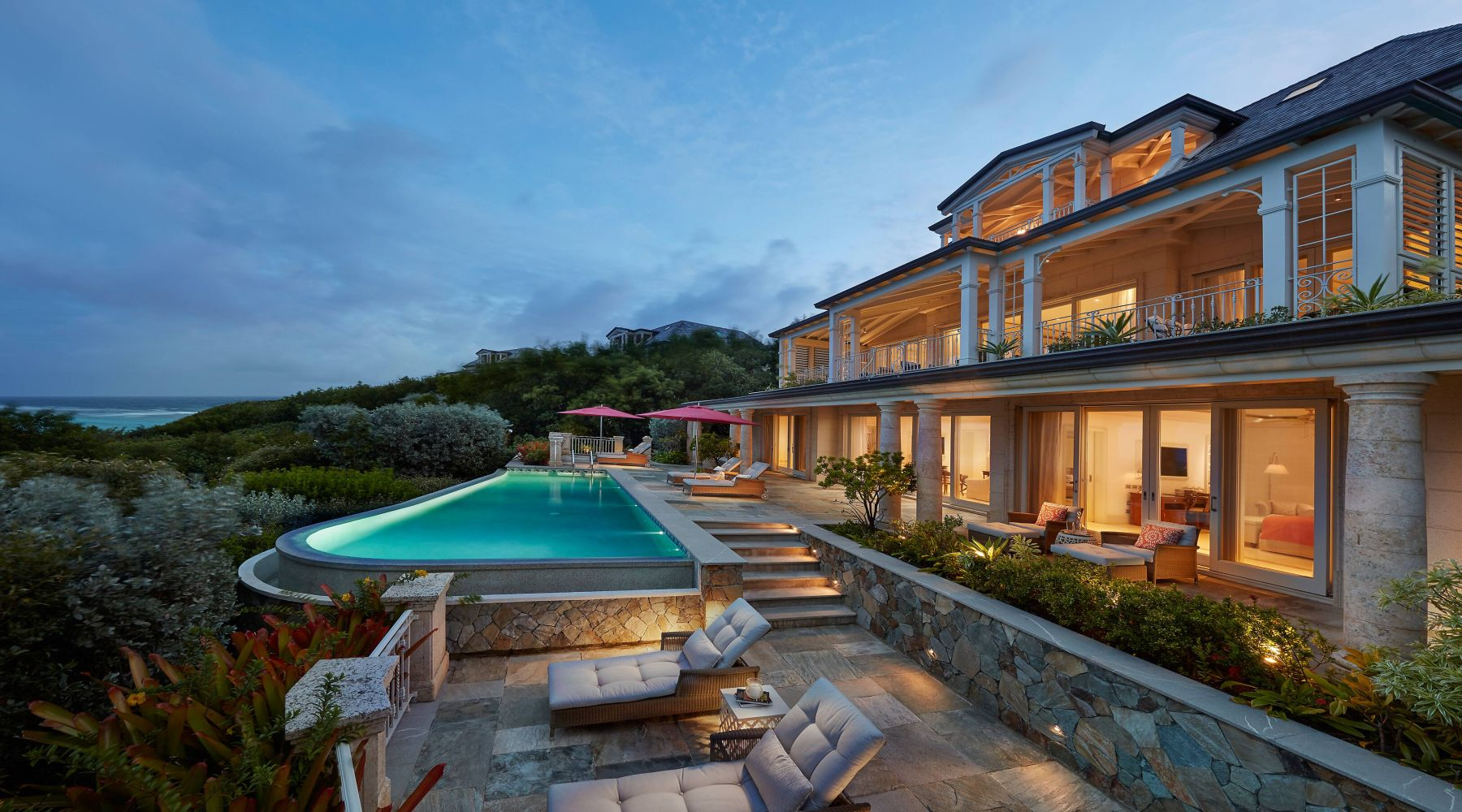 Canouan Resort, Grenadyny, Karaiby