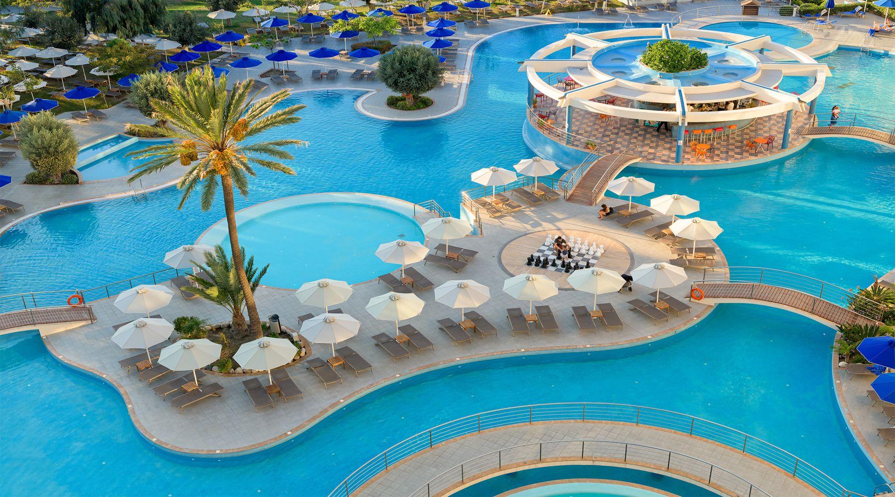 Atrium Platinum Luxury Resort Hotel & Spa, Rodos