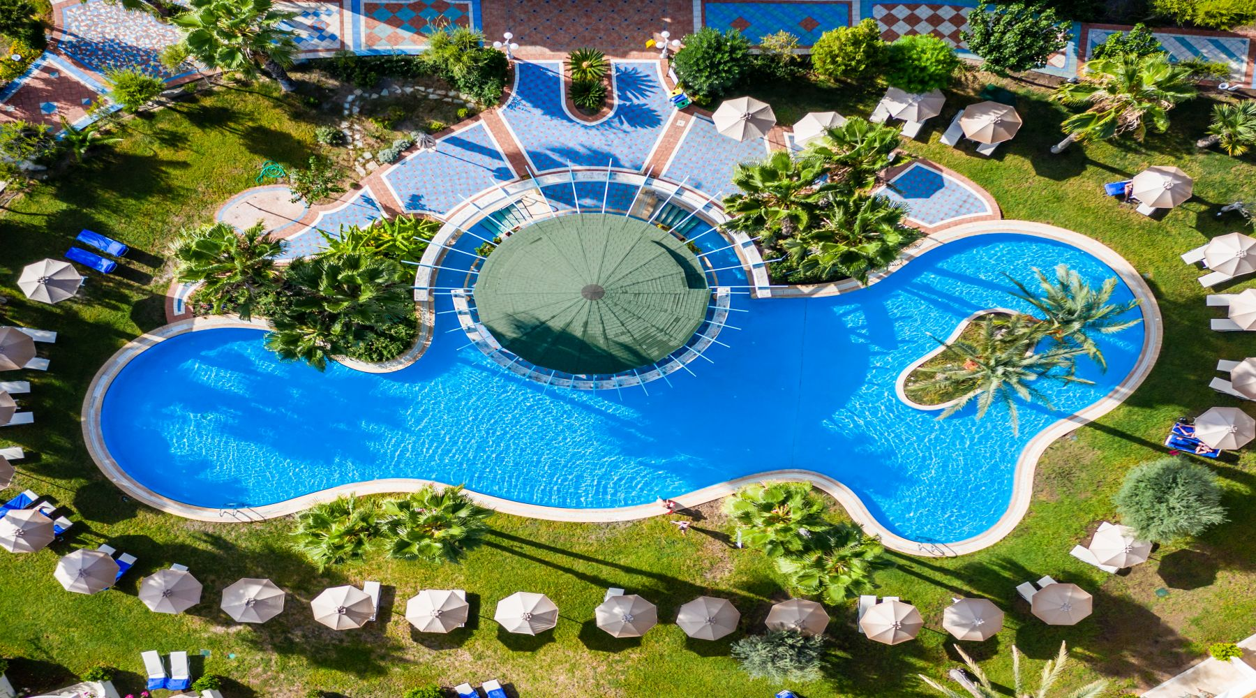 Atrium Palace Thalasso Spa & Villas, Rodos