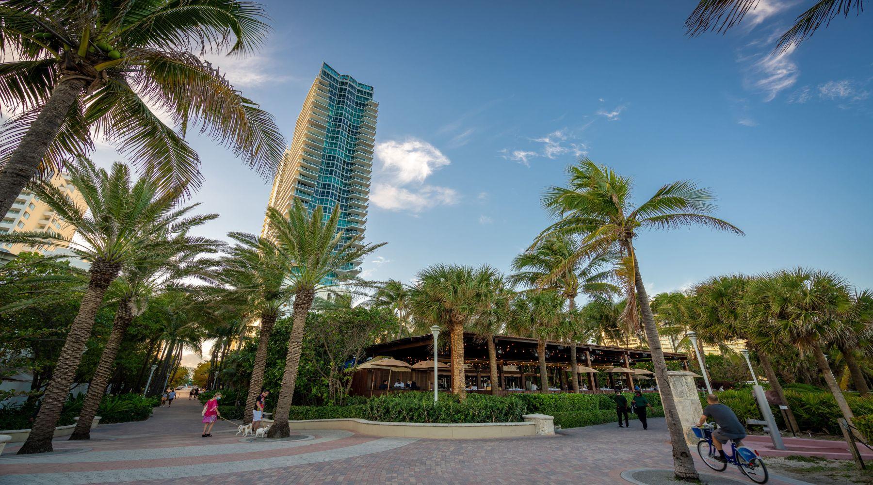 The Setai, Miami Beach, Floryda