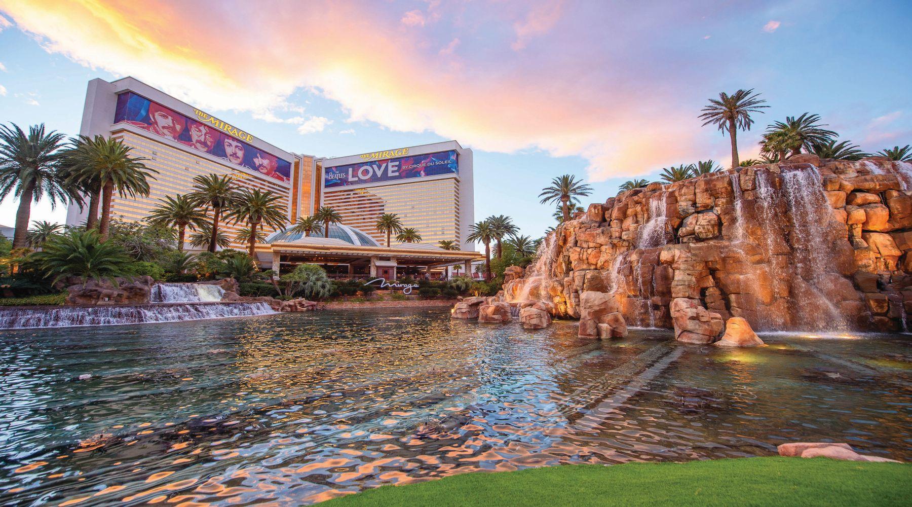 The Mirage Resort & Casino, Las Vegas