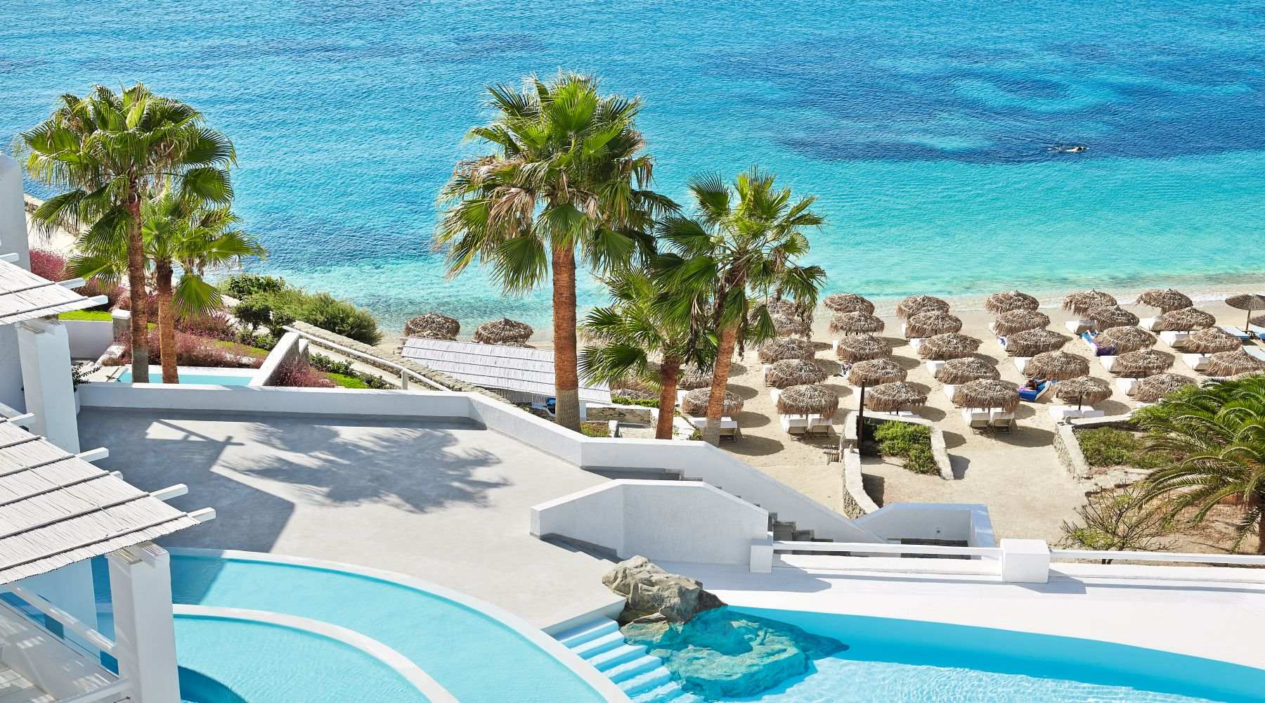 Grecotel Mykonos Blu Resort, Mykonos