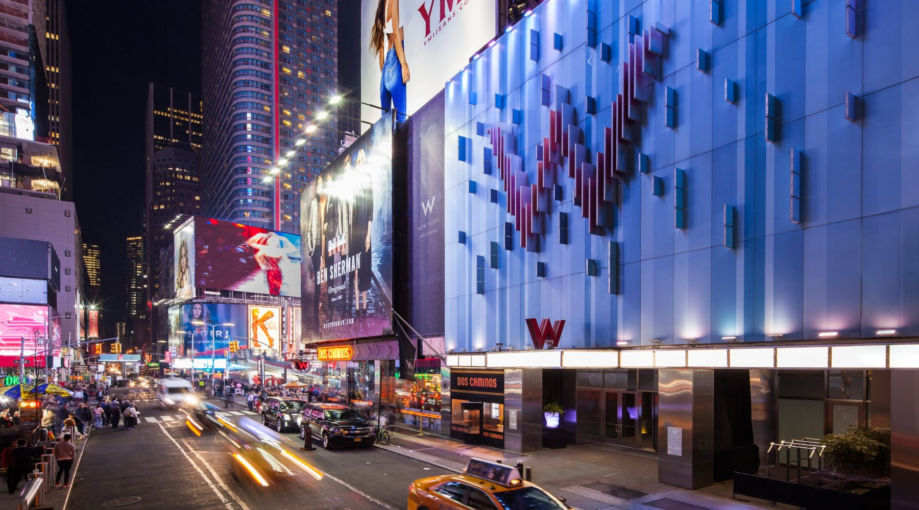 Hotel W, Nowy Jork