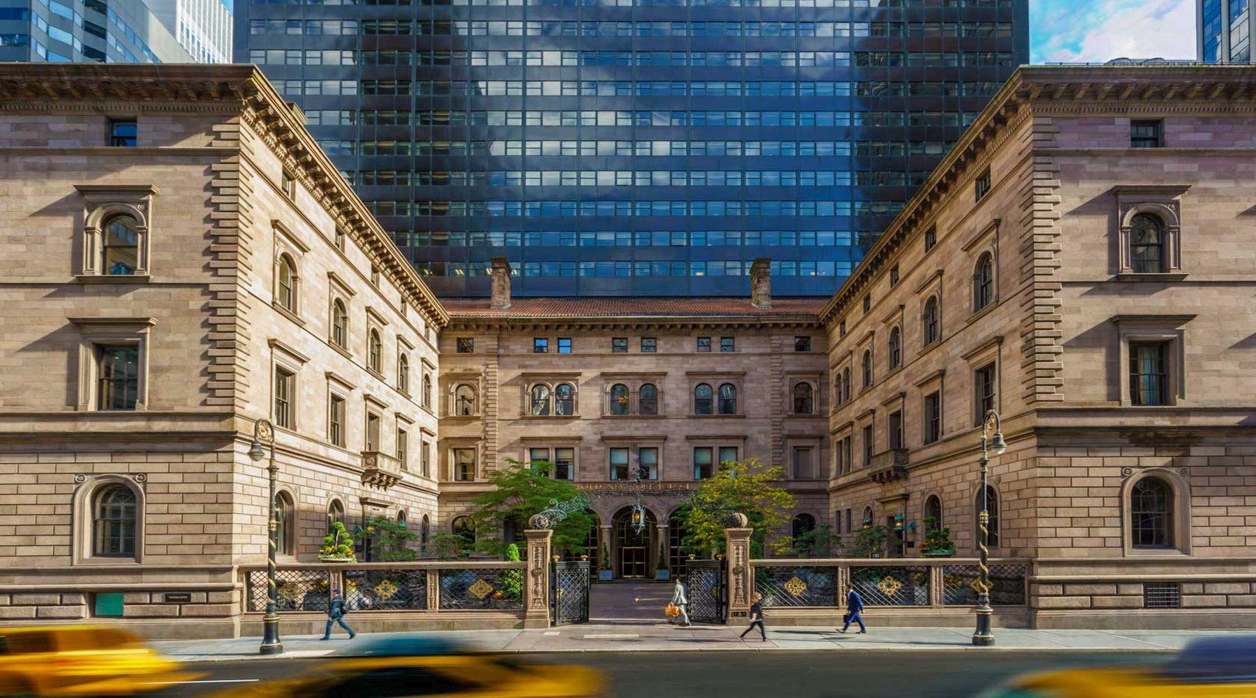 The New York Palace Hotel, Nowy Jork