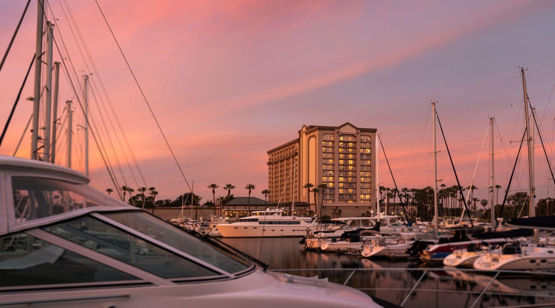 Ritz Carlton Marina del Rey, Kalifornia