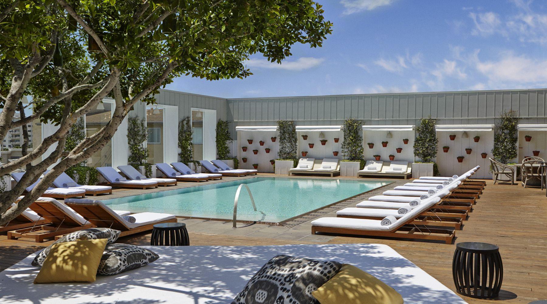 Mondrian Los Angeles, Kalifornia