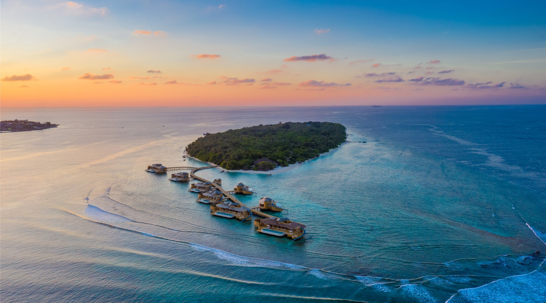 Soneva Fushi Resort, Malediwy