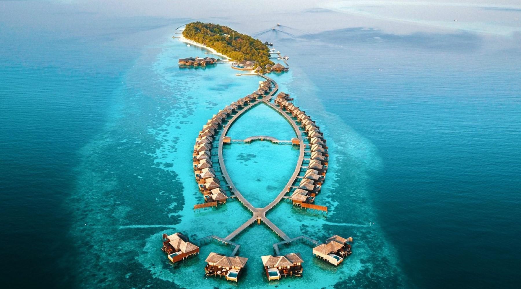 Lily Beach Resort & Spa, Malediwy