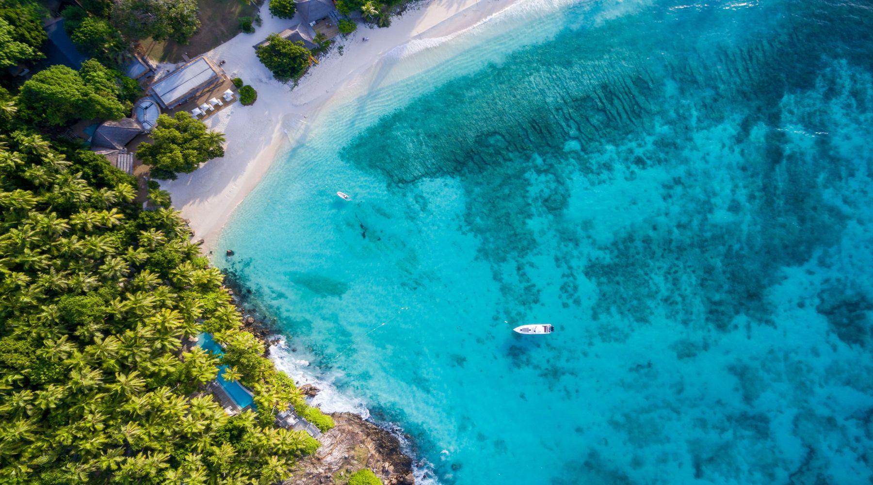 North Island Seychelles, Wyspa North Island, Seszele
