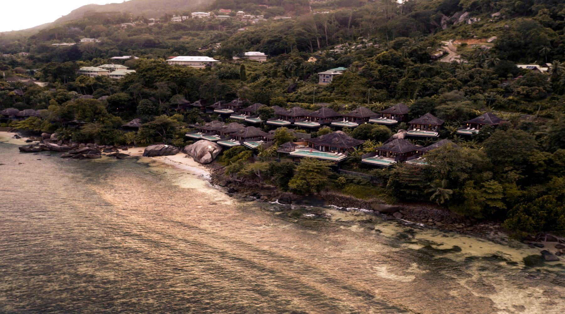 Hilton Seychelles Northolme Resort & Spa, Wyspa Mahe, Seszele