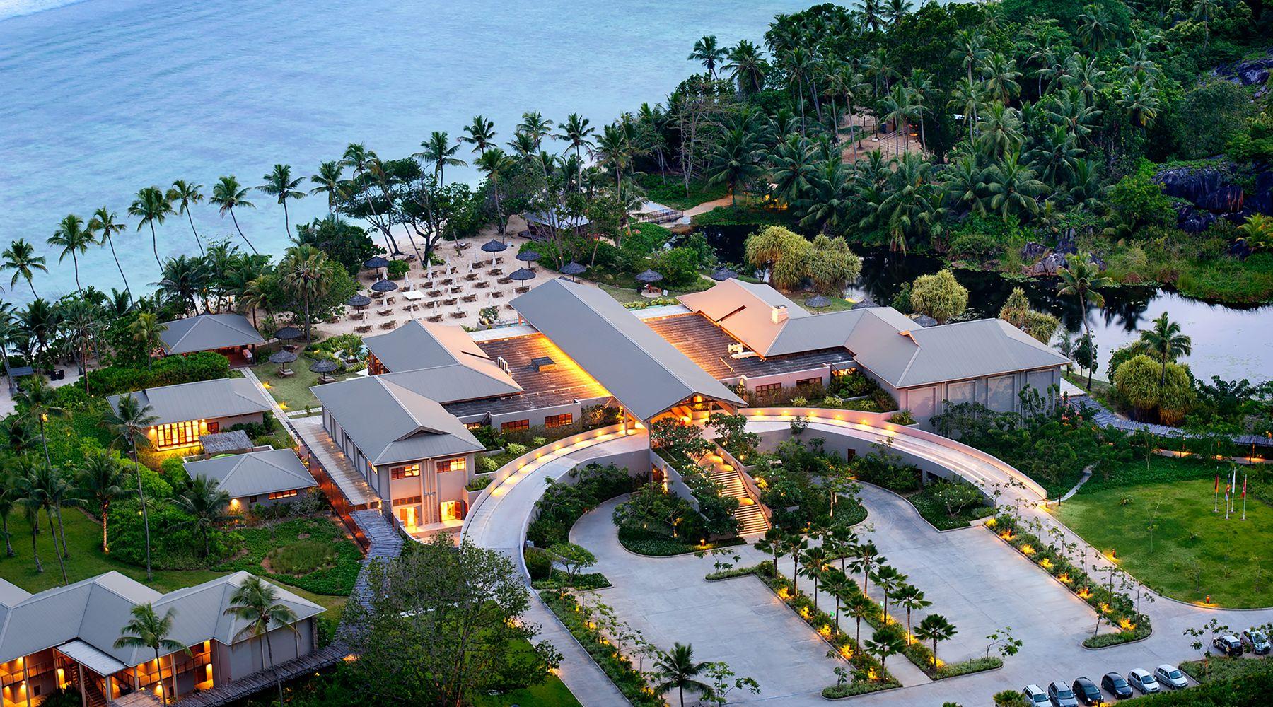 Kempinski Seychelles Resort,  Wyspa Mahe