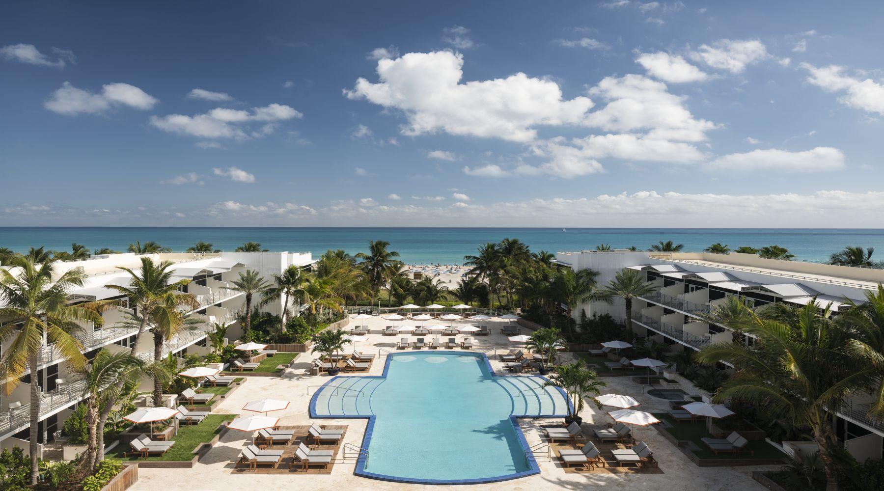 Ritz Carlton South Beach, Miami Beach, Floryda