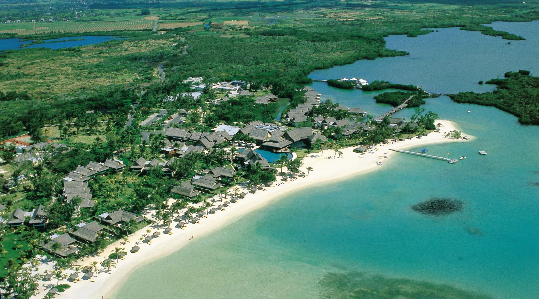 Constance Le Prince Maurice Luxury Hotel, Mauritius