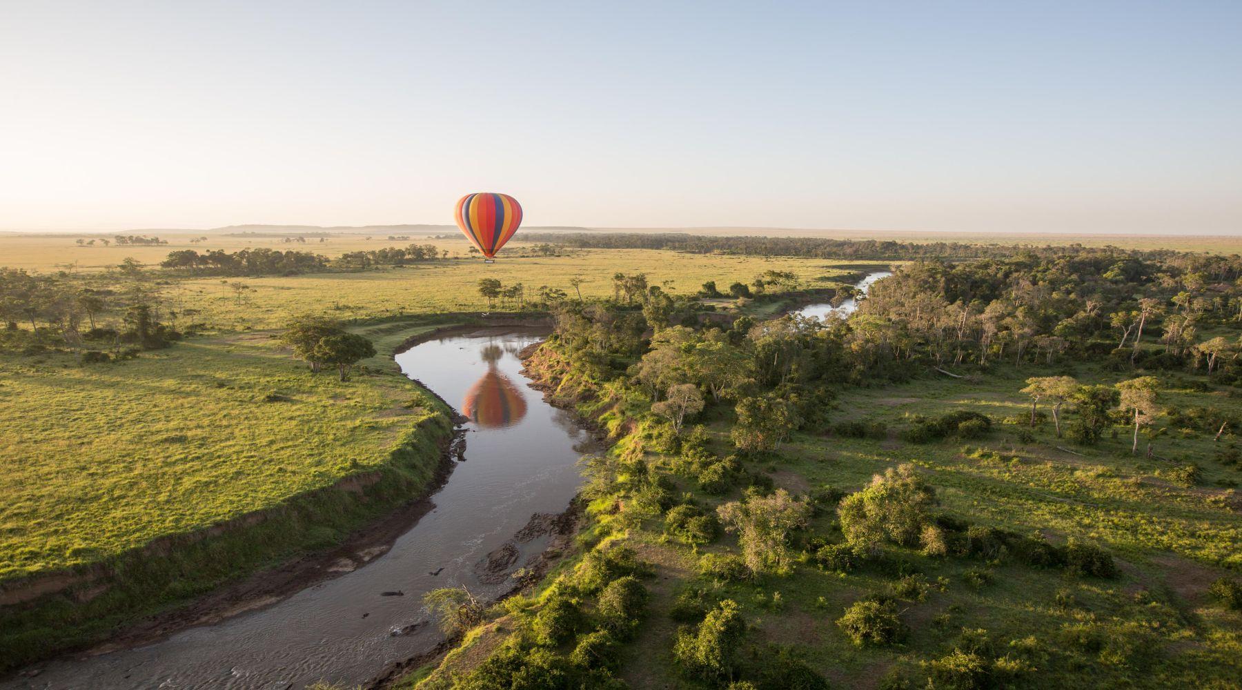 Governors' Camp, Rezerwat Masai Mara