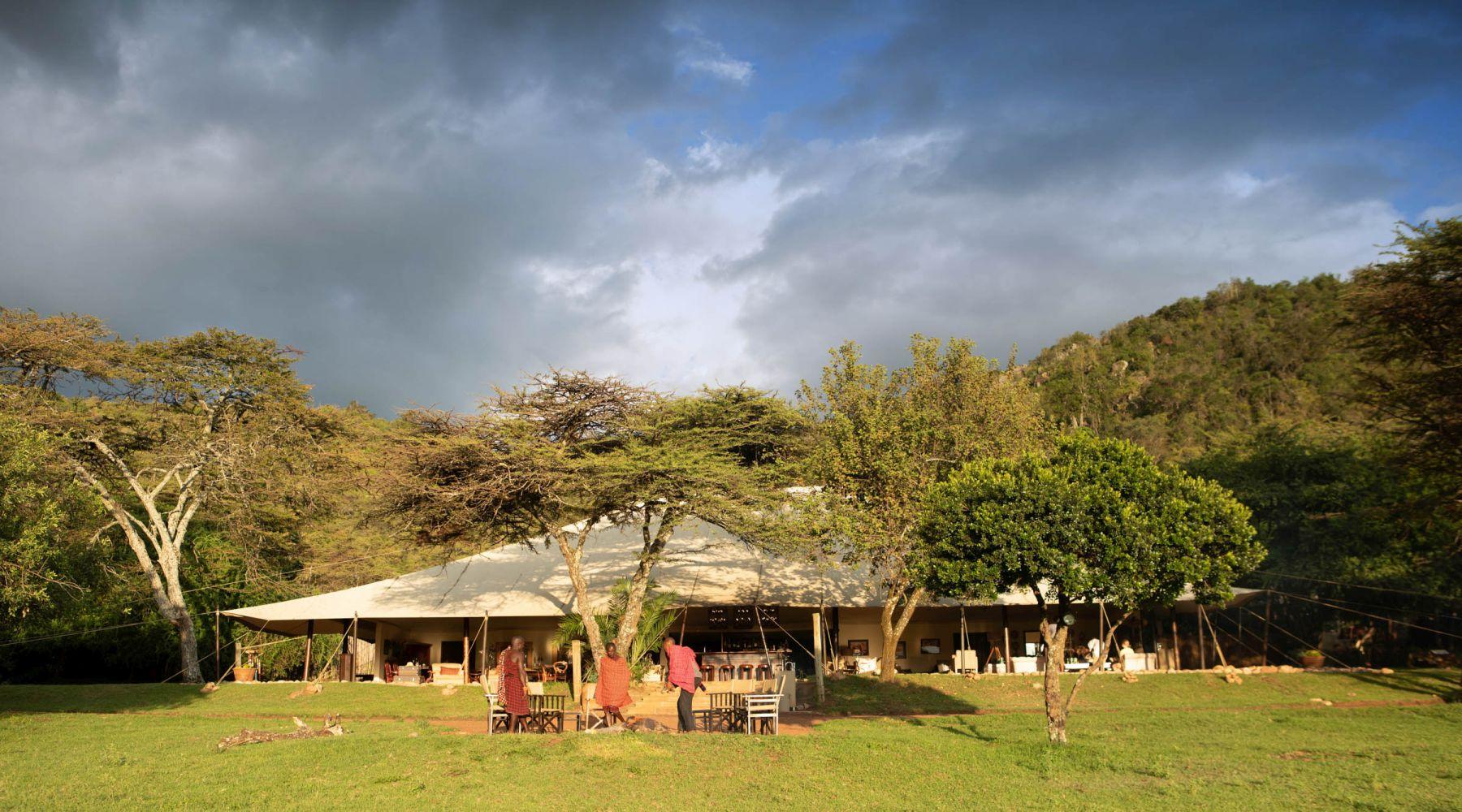 Cottar's 1920s Safari Camp, Rezerwat Masai Mara