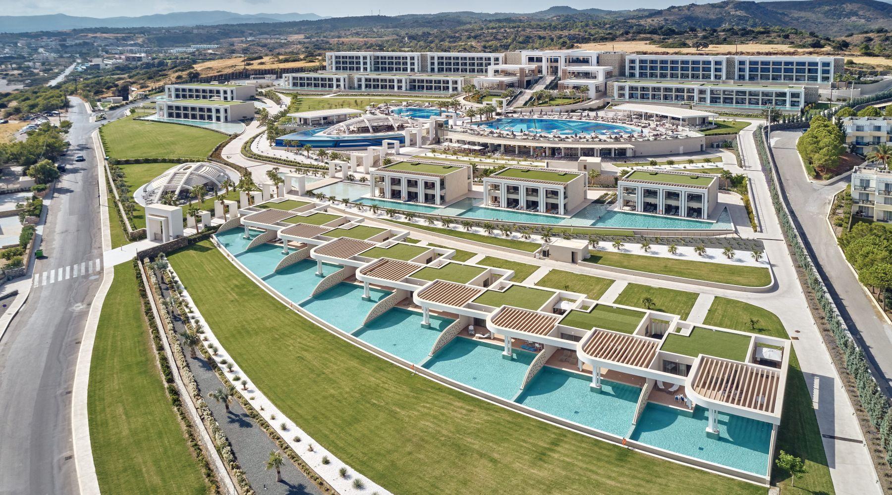 Mayia Exclusive Resort & Spa, Rodos