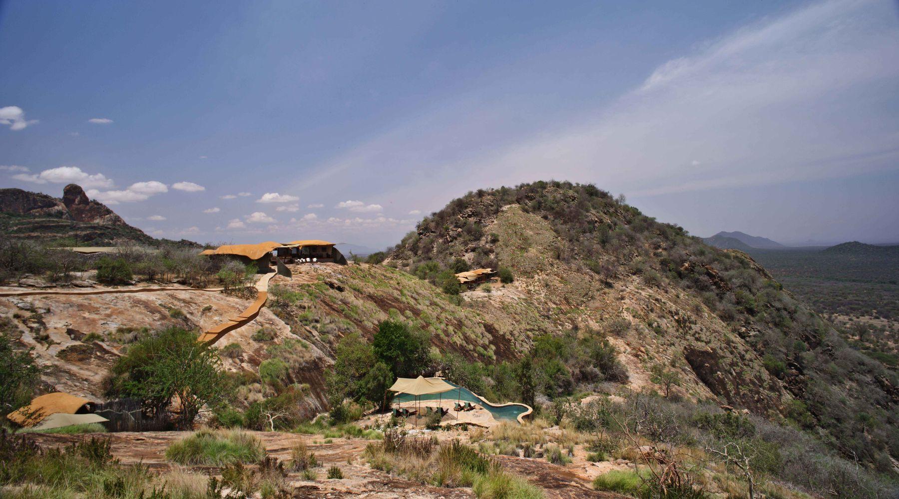 Saruni Samburu, Rezerwat Samburu