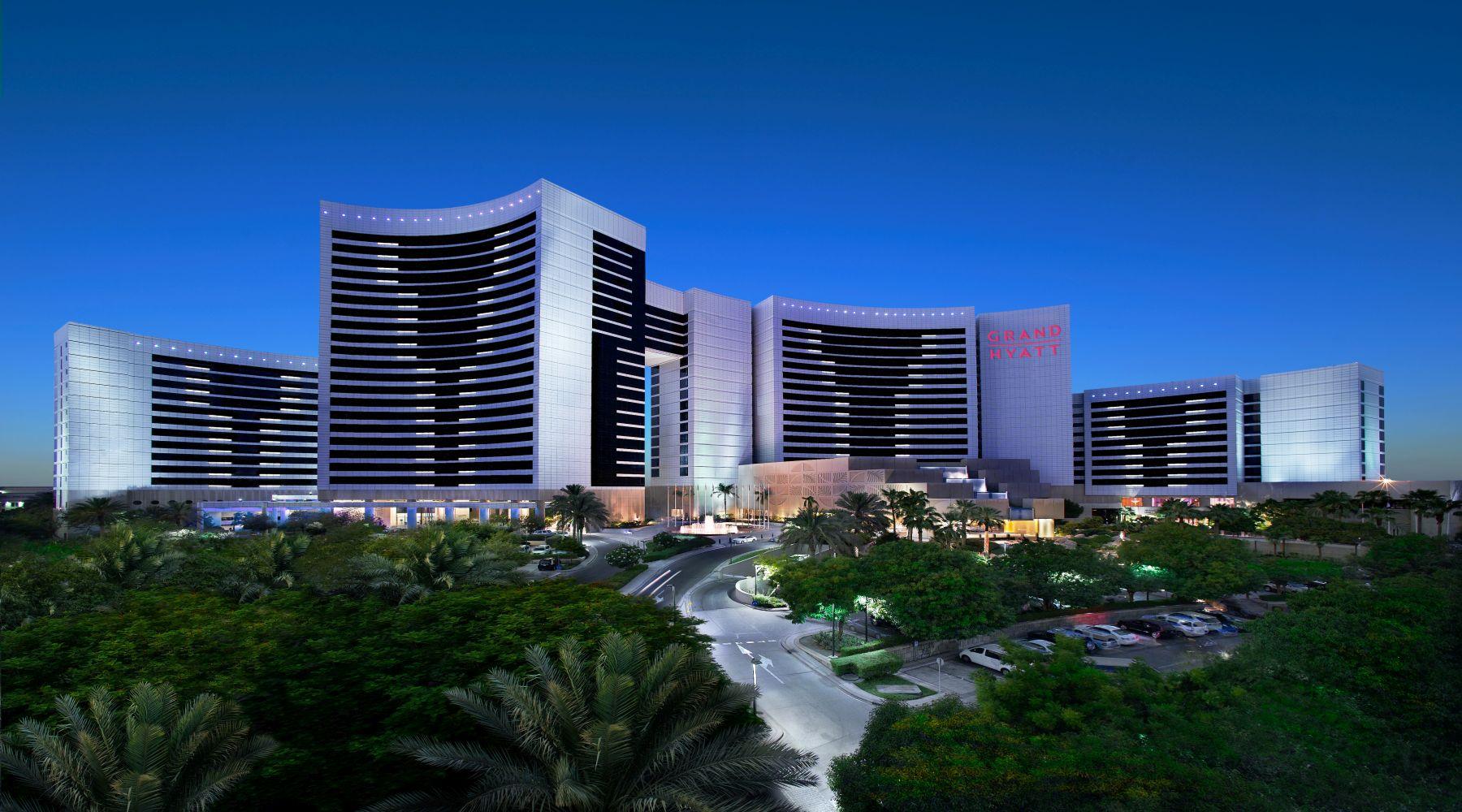 Grand Hyatt, Dubaj