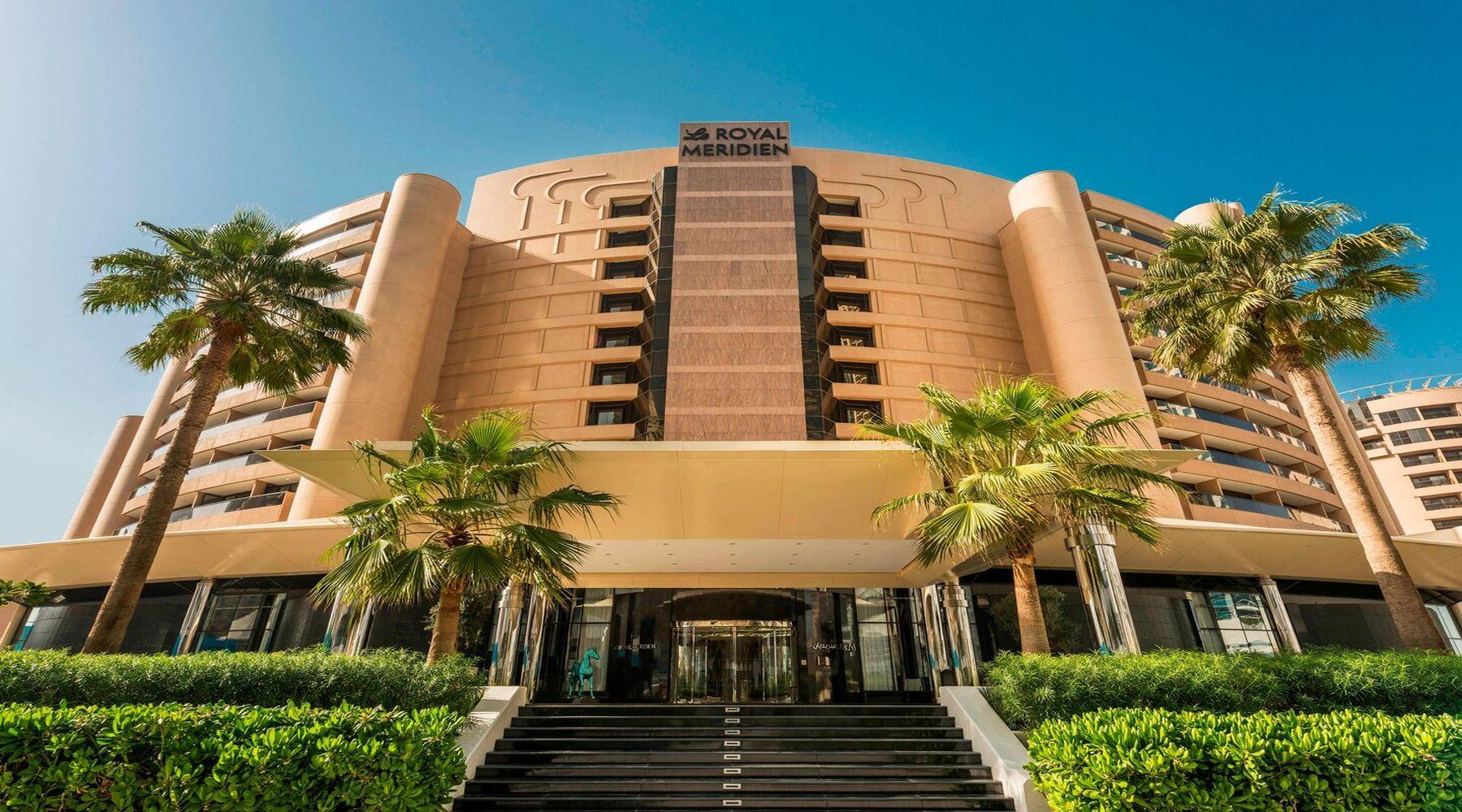 Le Royal Meridien Beach Resort and Spa, Dubaj