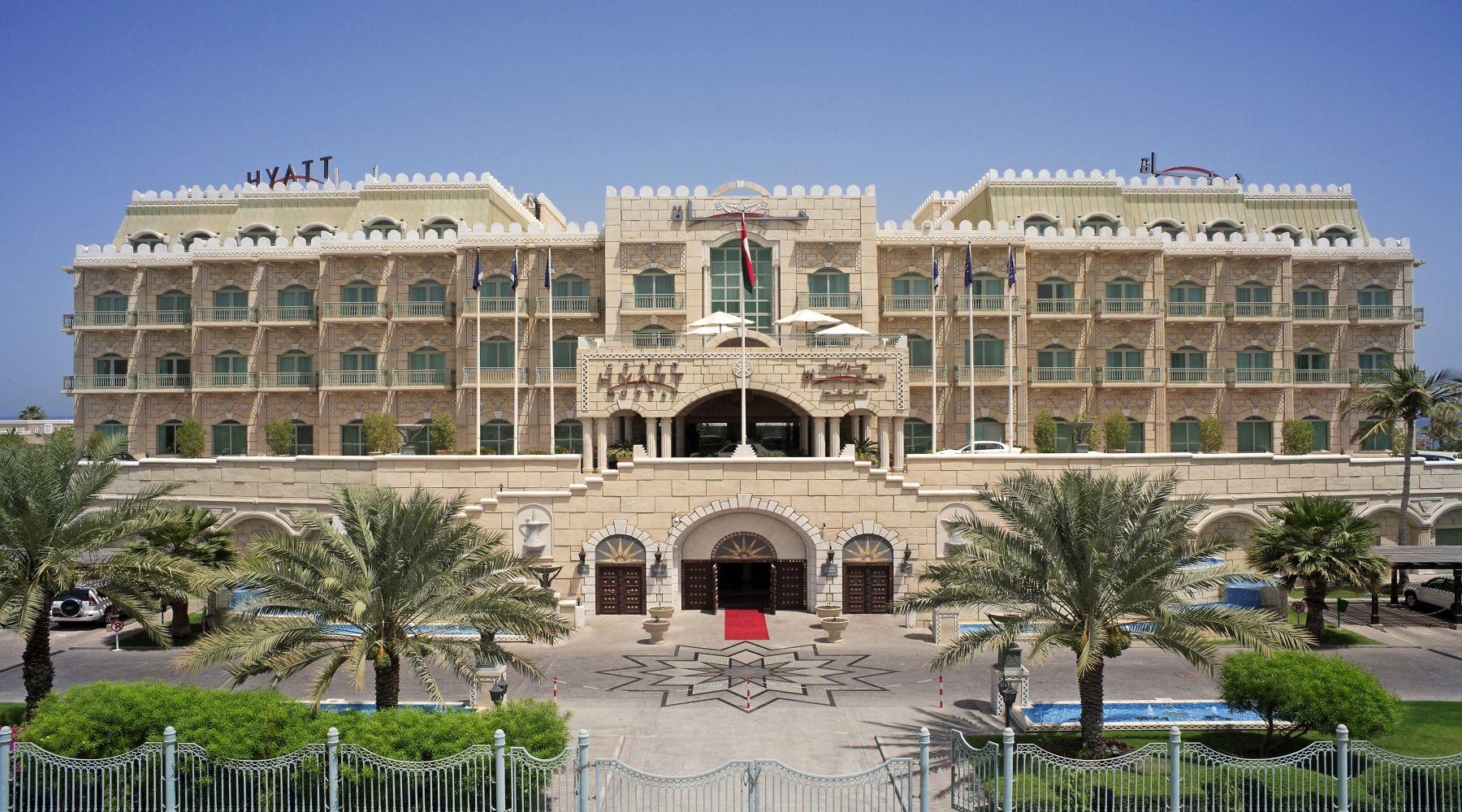 Grand Hyatt, Oman