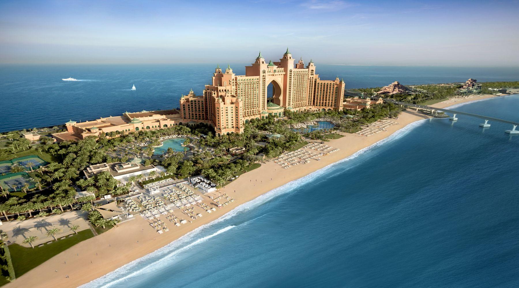Atlantis The Palm, Dubaj