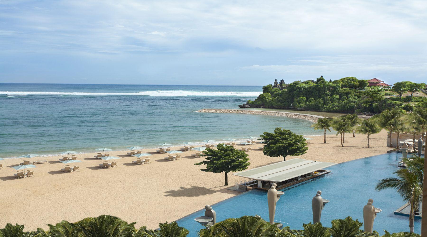 The Mulia, Bali