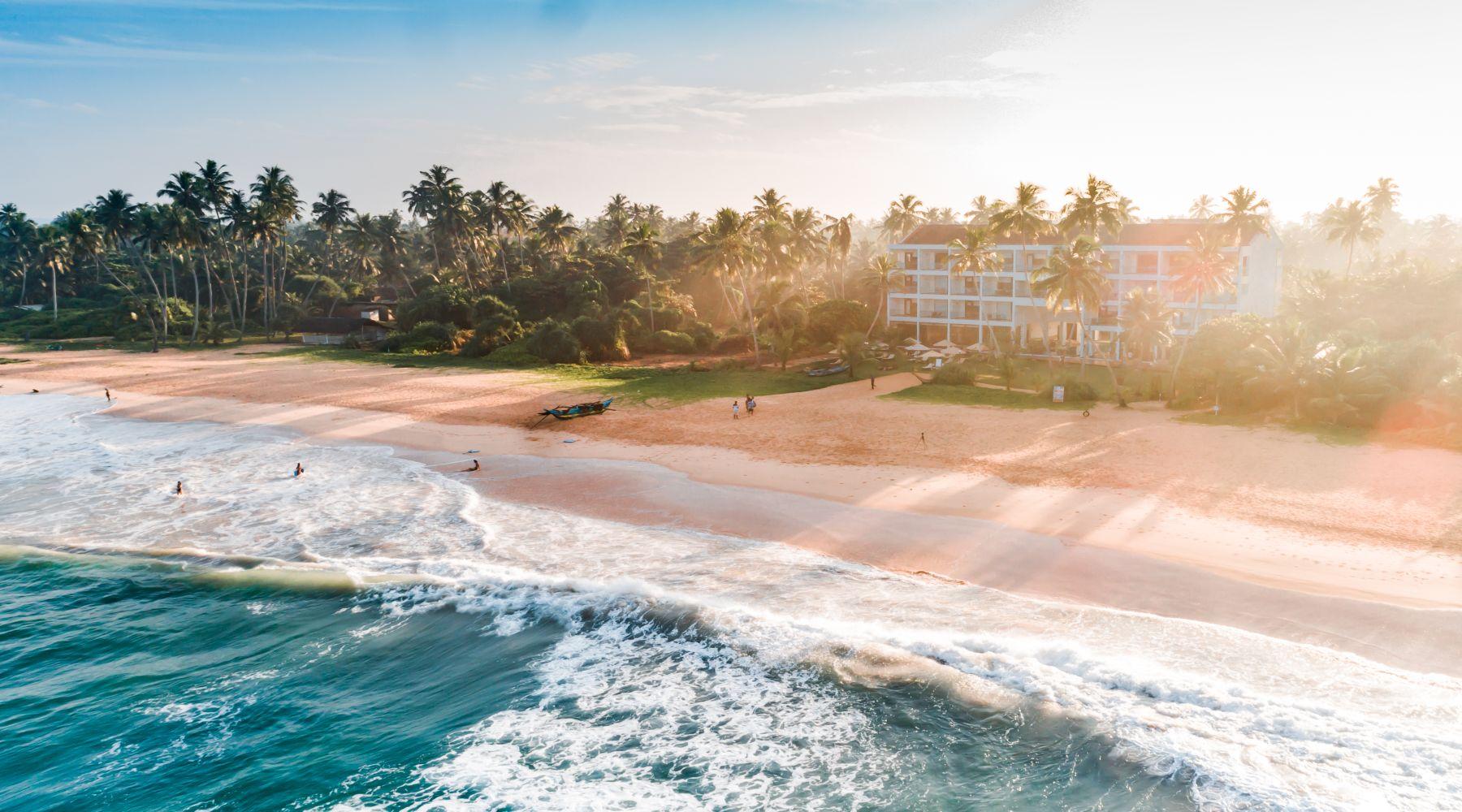 Shinagawa Beach by Asia Leisure, Sri Lanka