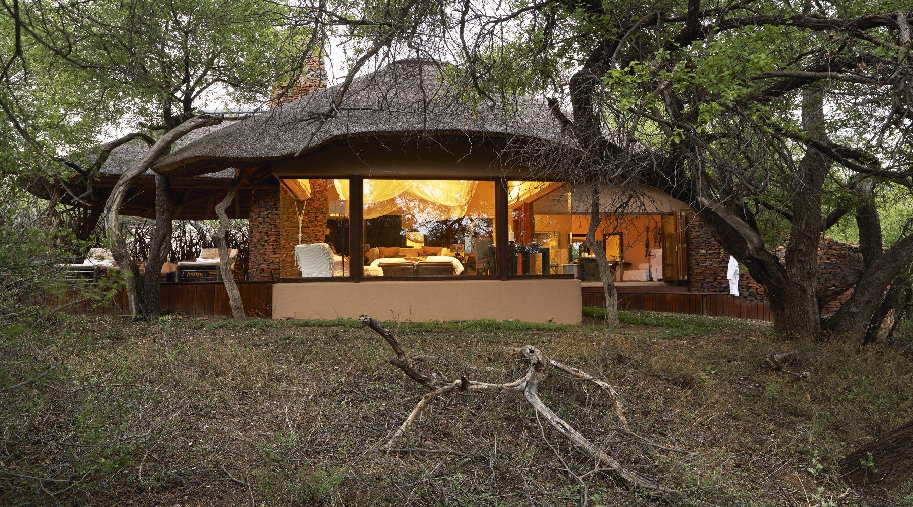 Makanyane Safari Lodge, Rezerwat Madikwe