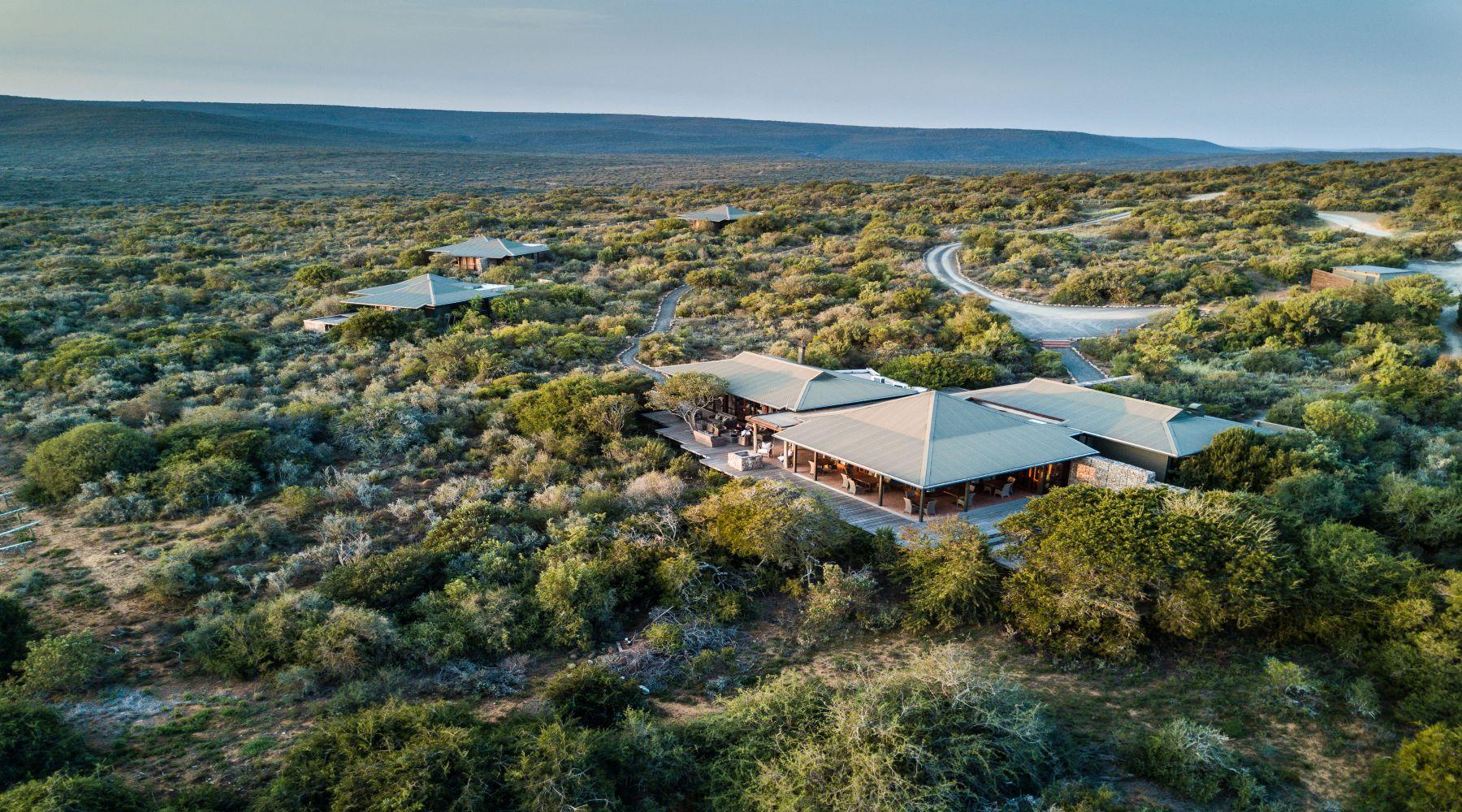 Ecca Lodge, Kwandwe