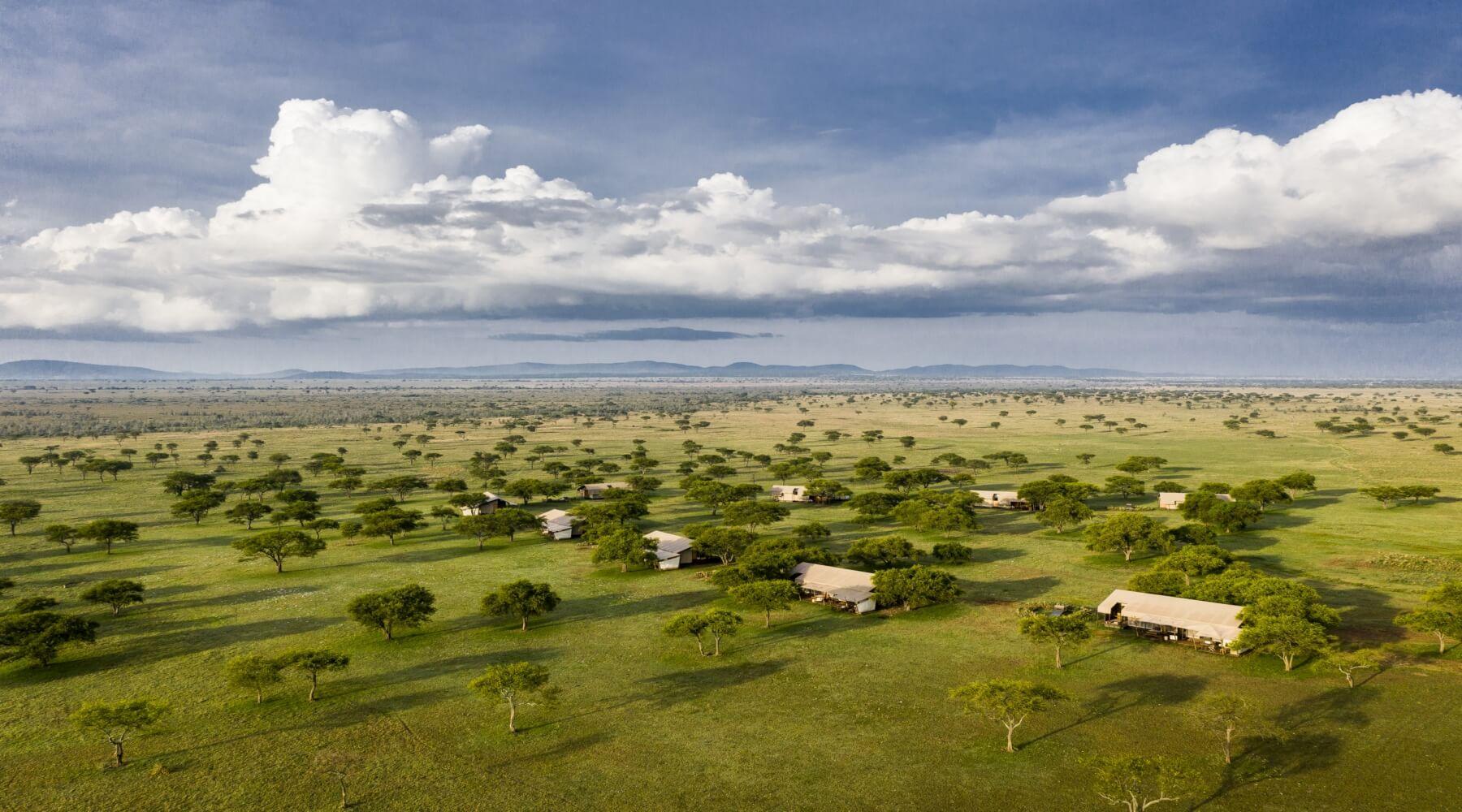 Singita Sabora Tented Camp, Tanzania