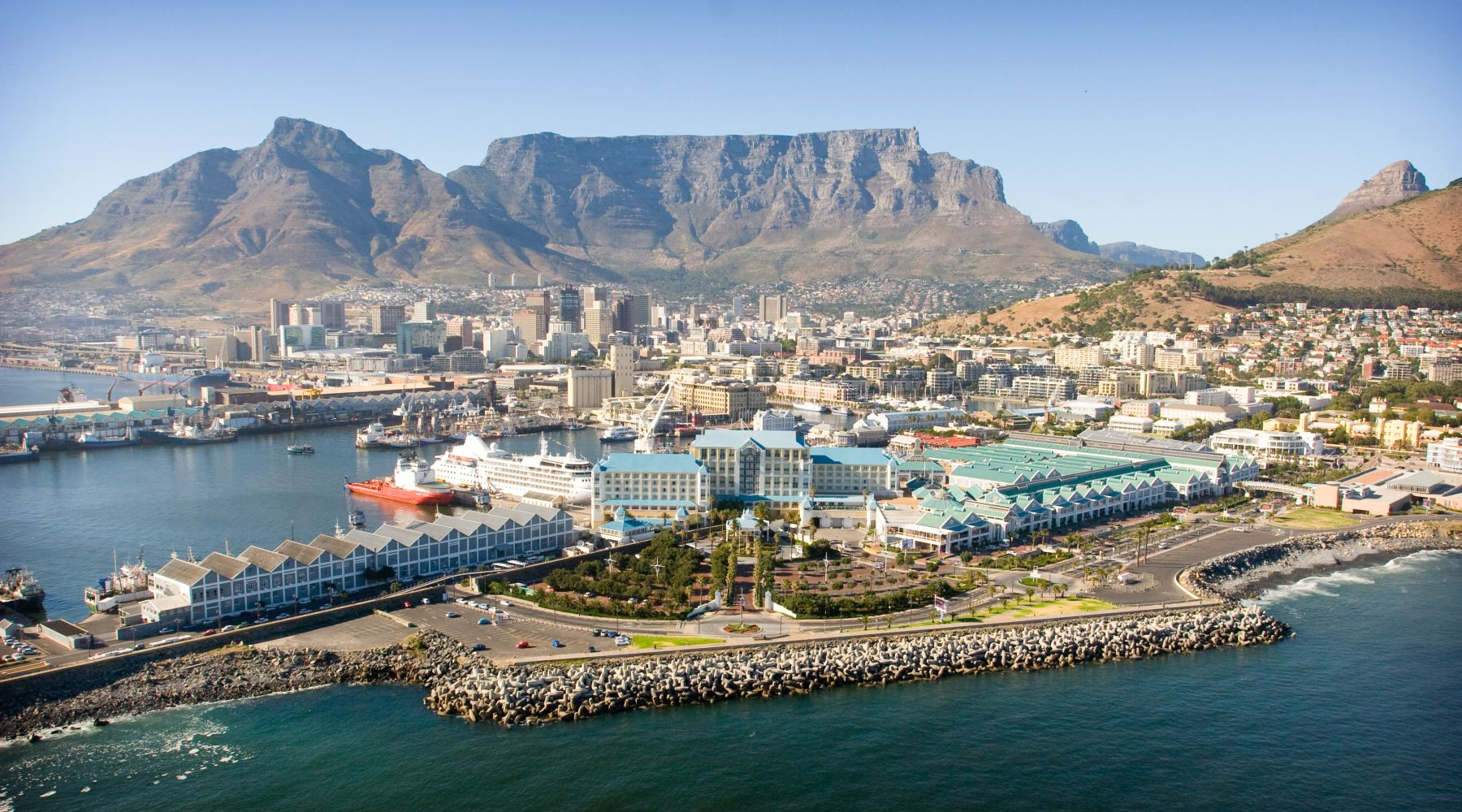Table Bay Hotel, Kapsztad