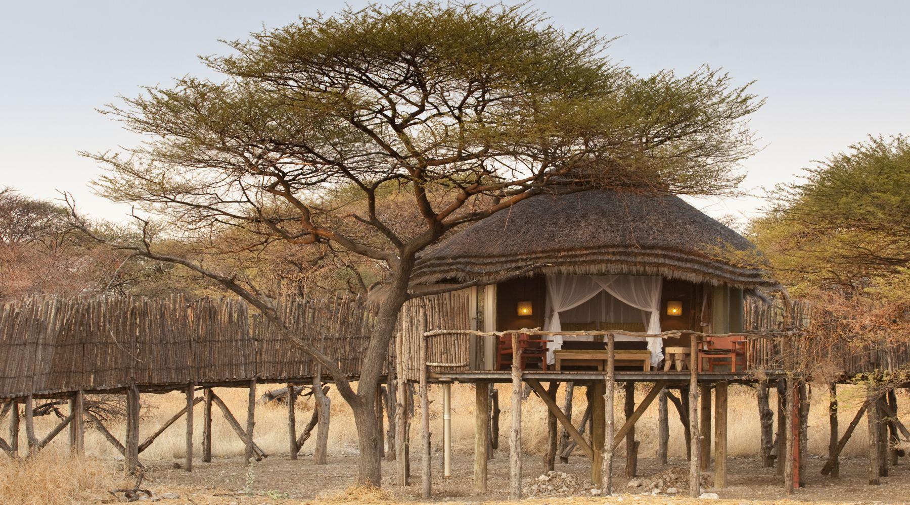 Onguma Tree Top Camp