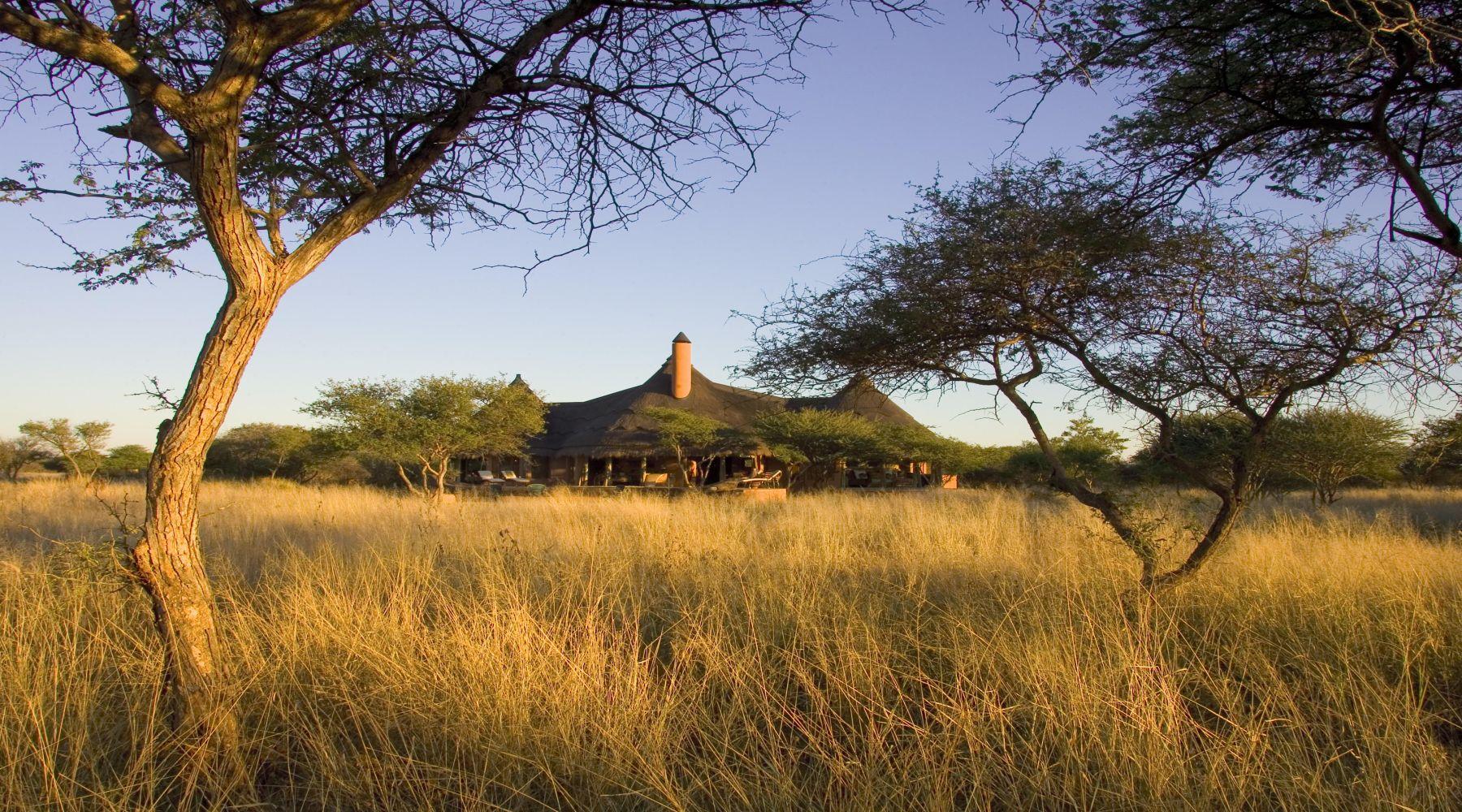 Okonjima Lodge - Bush Suite & Villa
