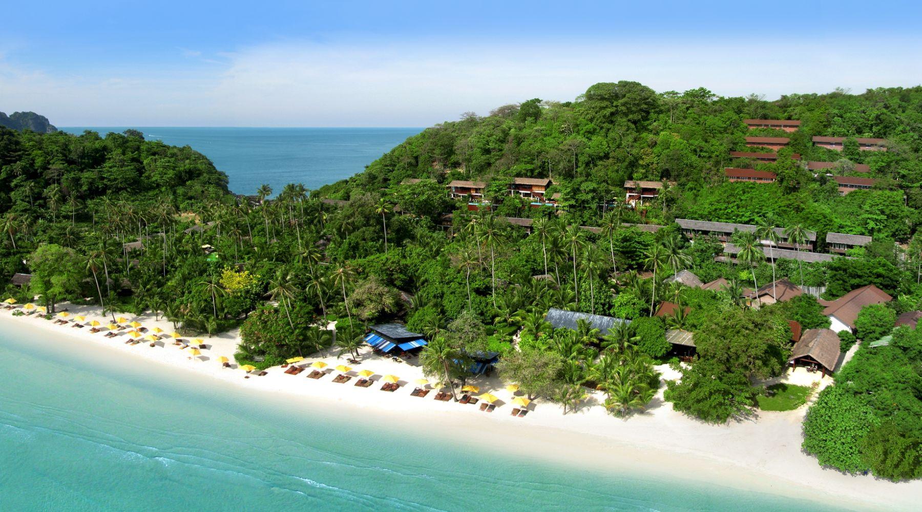 Zeavola, Phi Phi Island
