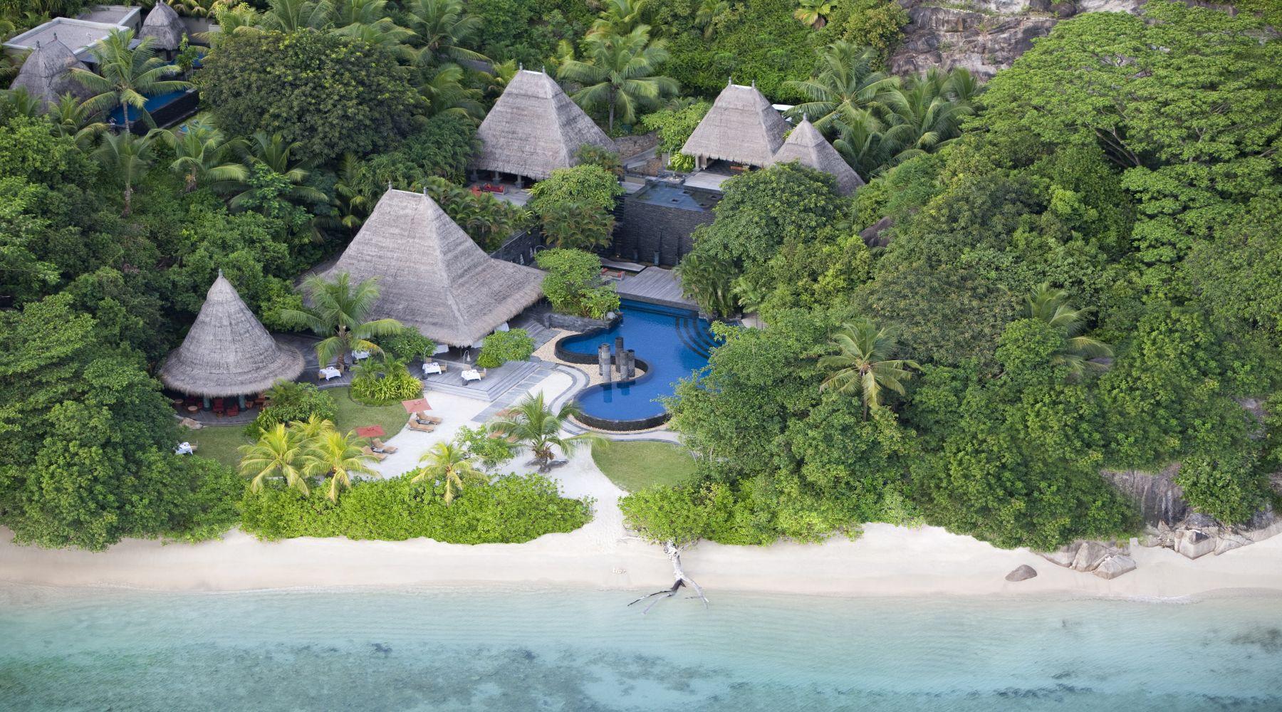 Anantara Maia Seychelles Villas, Wyspa Mahe, Seszele