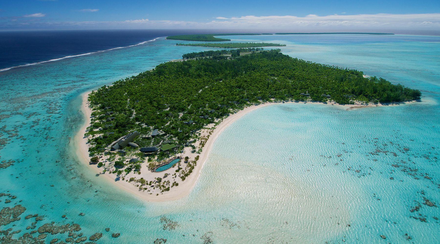 The Brando, Tetiaroa, Tahiti