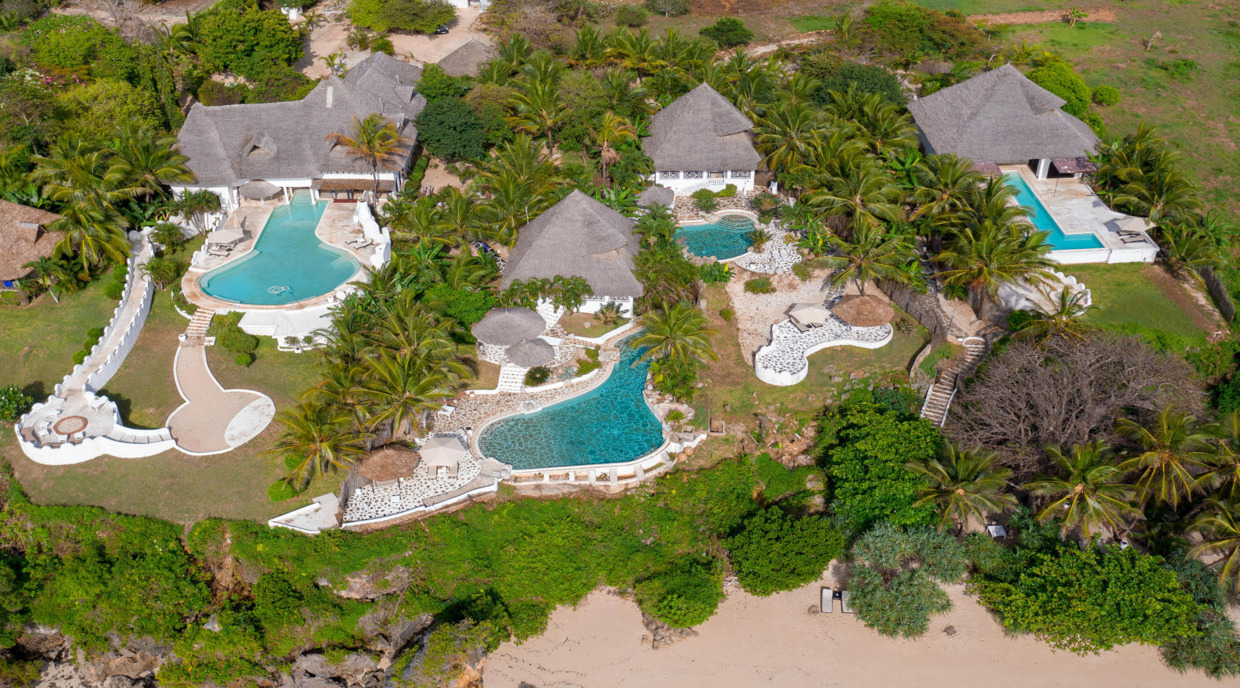 Msambweni Beach House & Private Villas, Msambweni