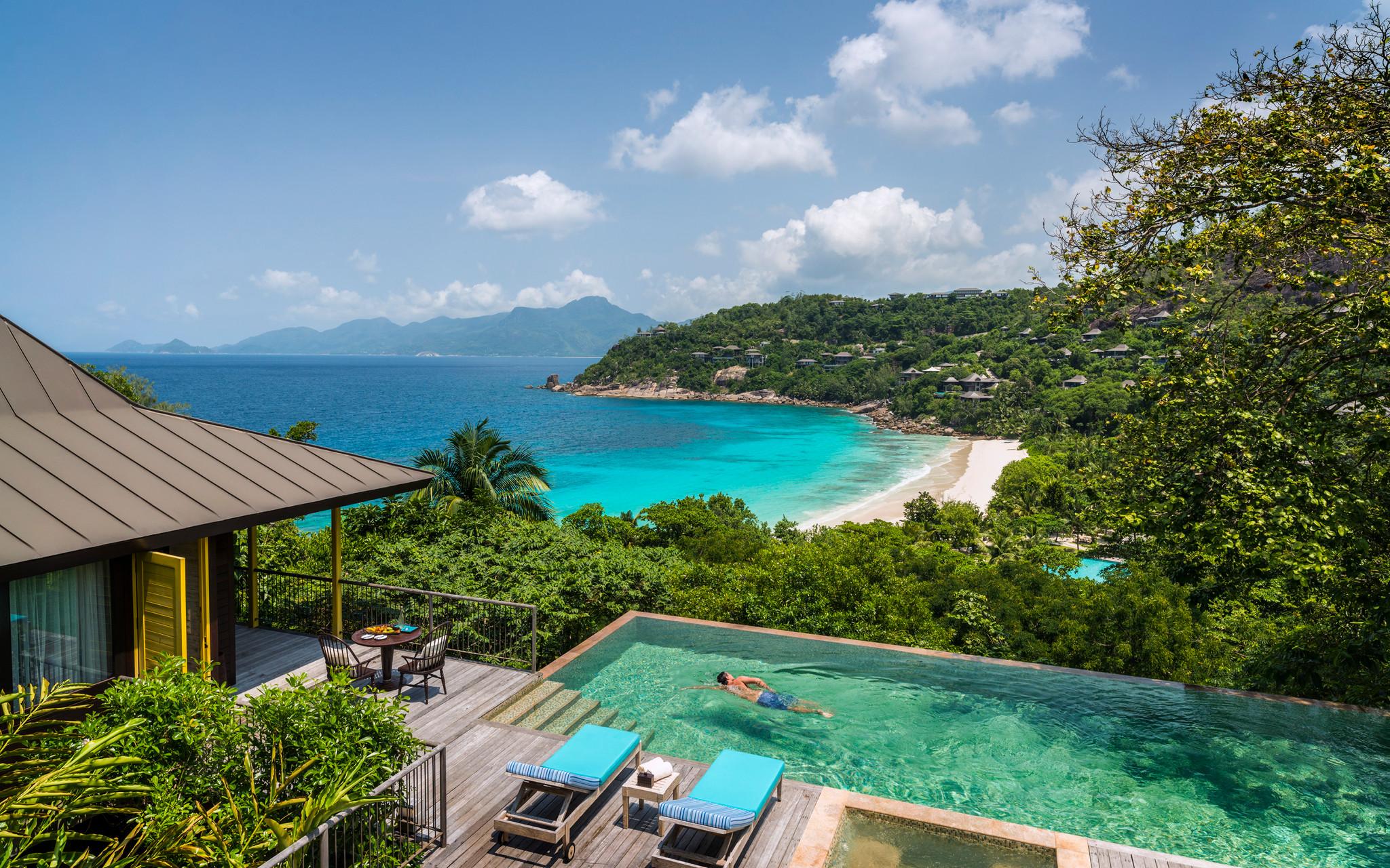 Four Seasons Resort Seychelles, Wyspa Mahe