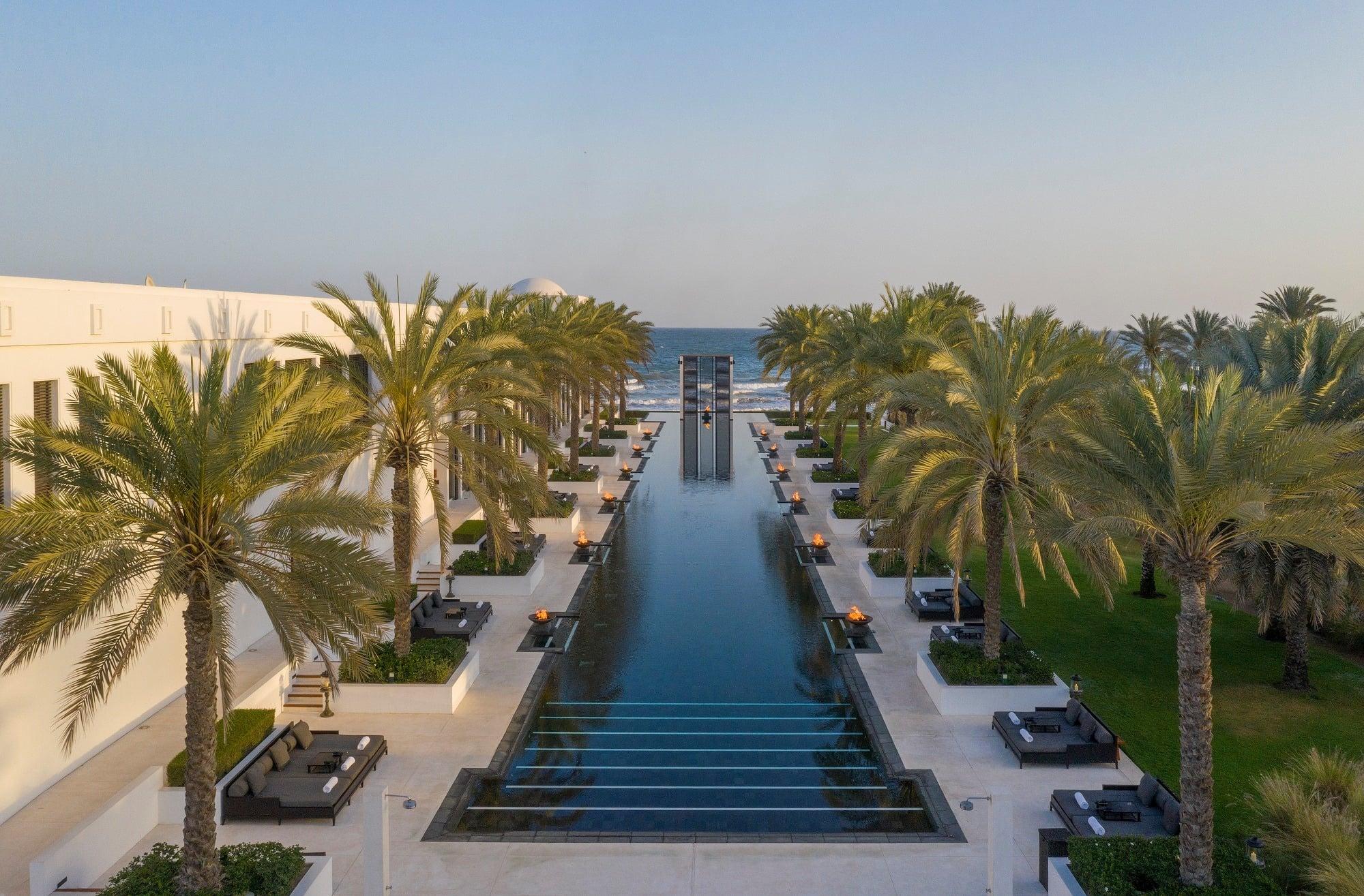 Chedi, Oman