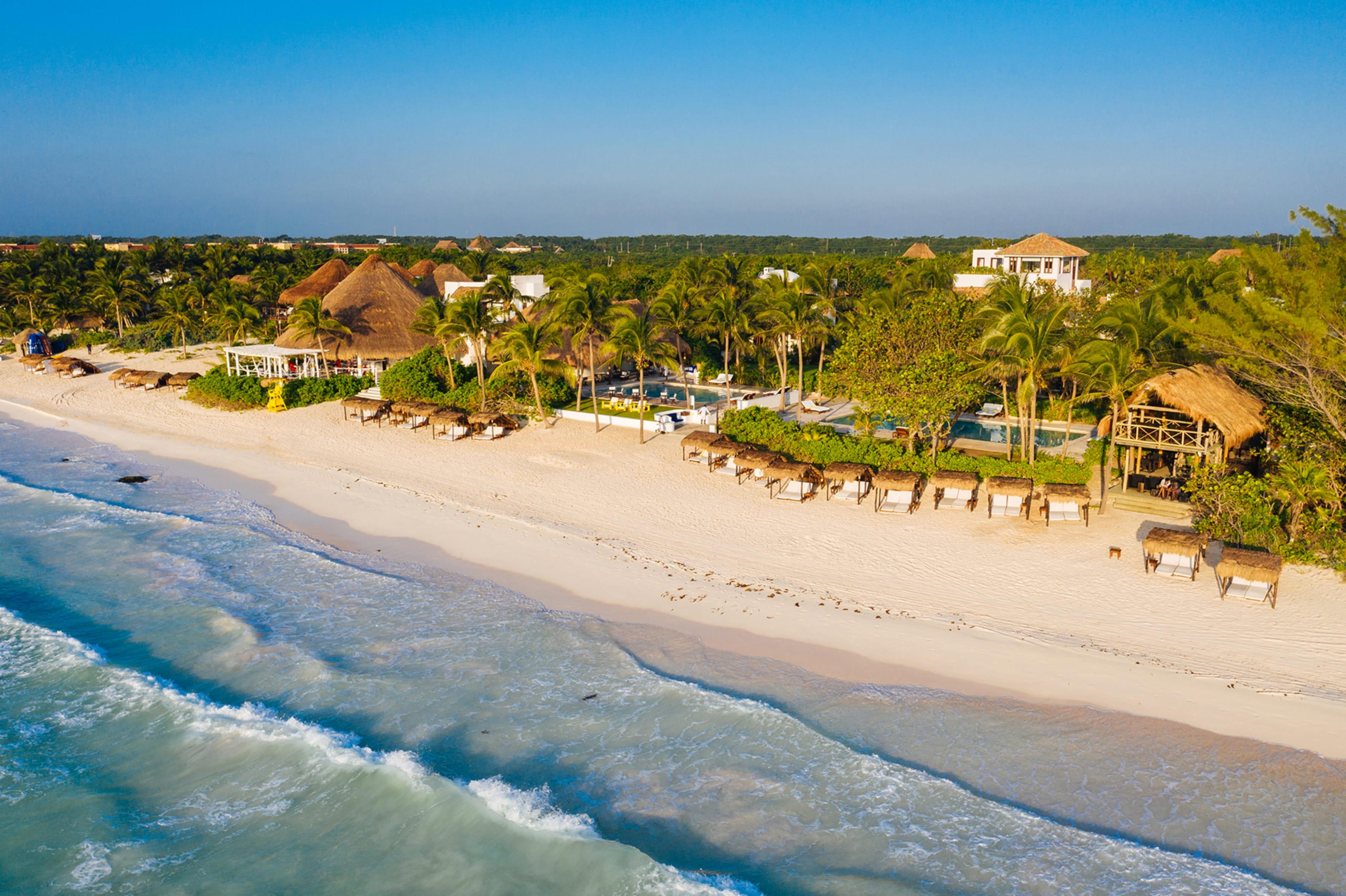 Hotel Esencia, Playa del Carmen, Meksyk