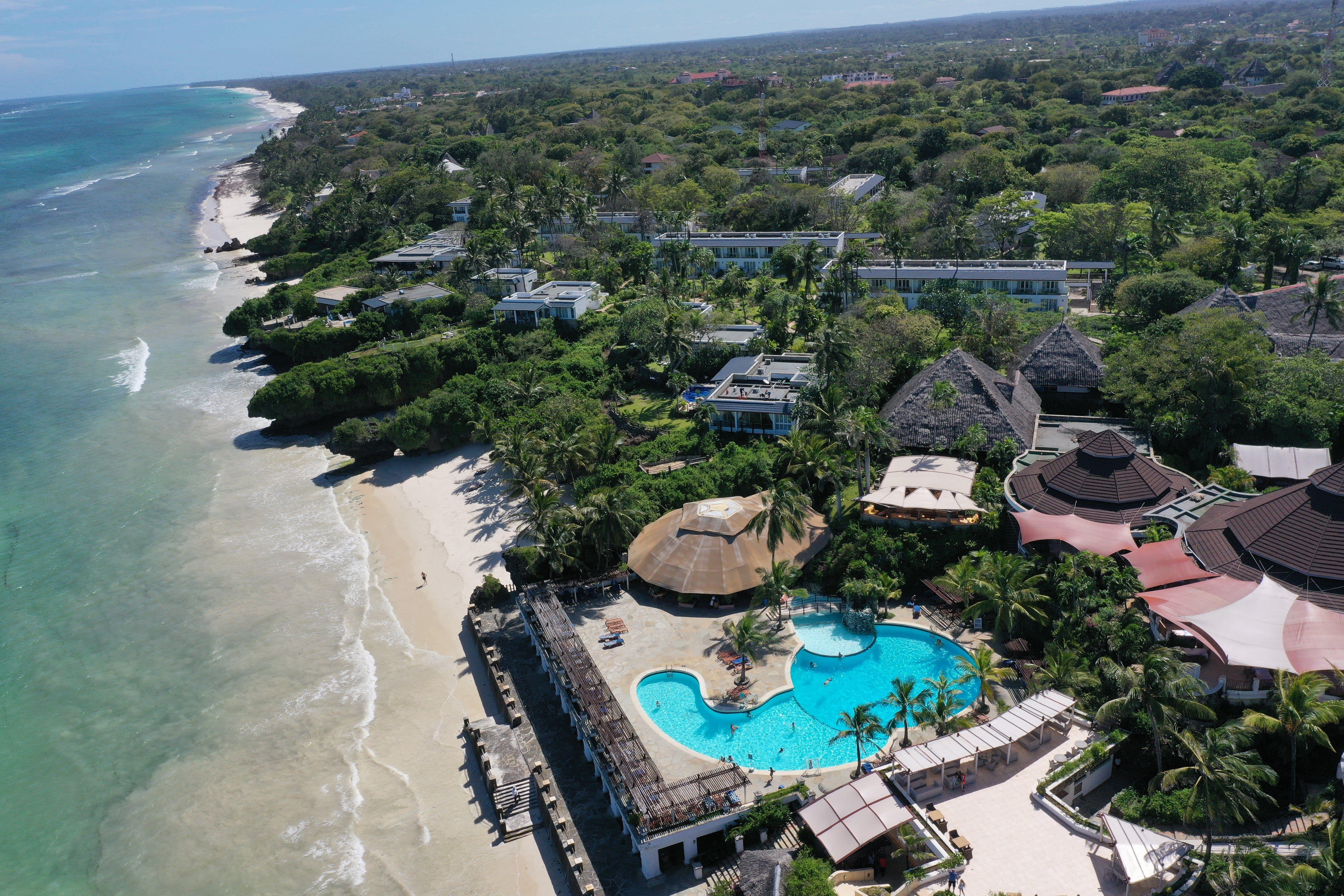 Leopard Beach Resort & Spa, Diani Beach