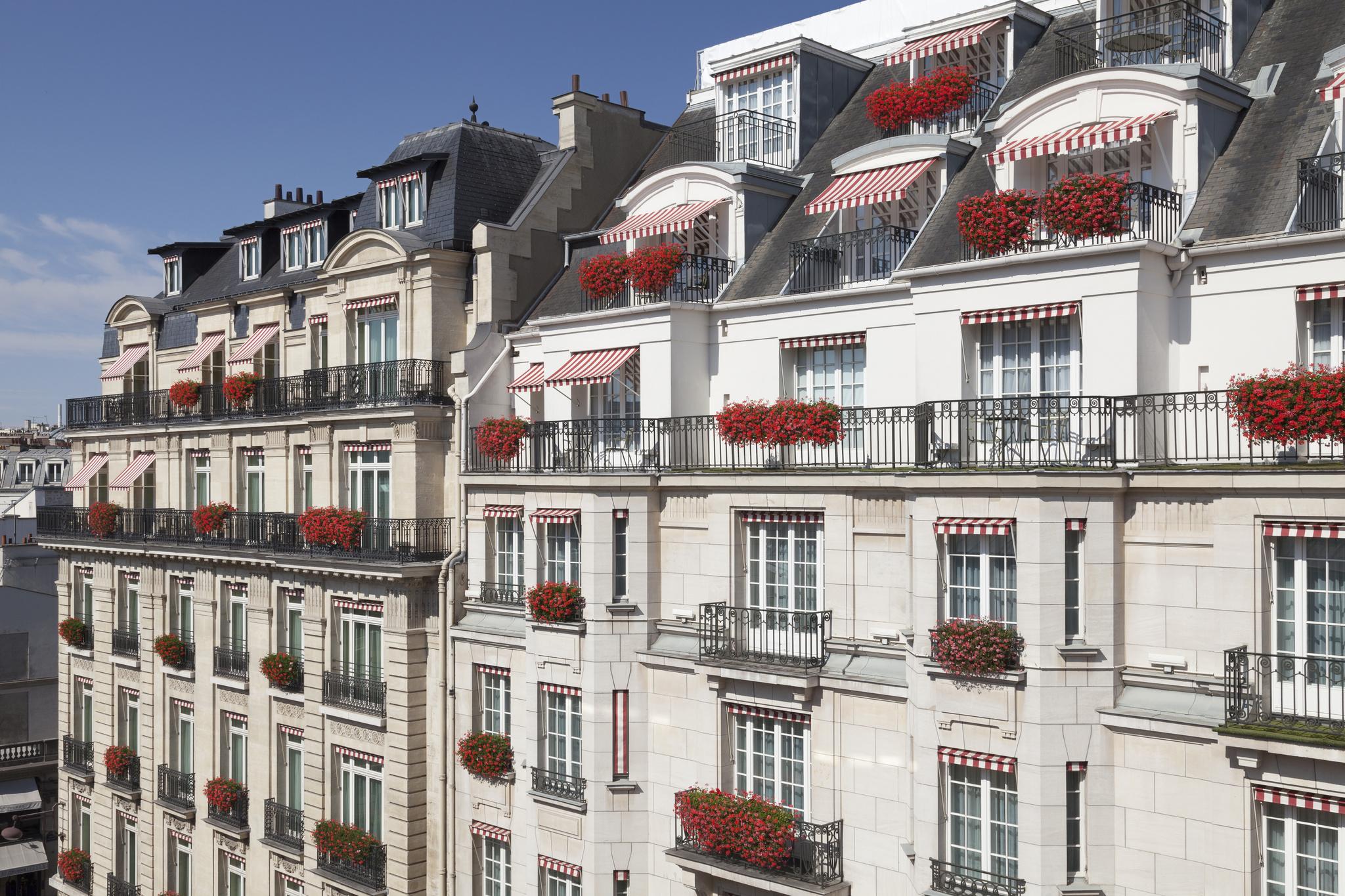 Le Bristol Paris, Paryż