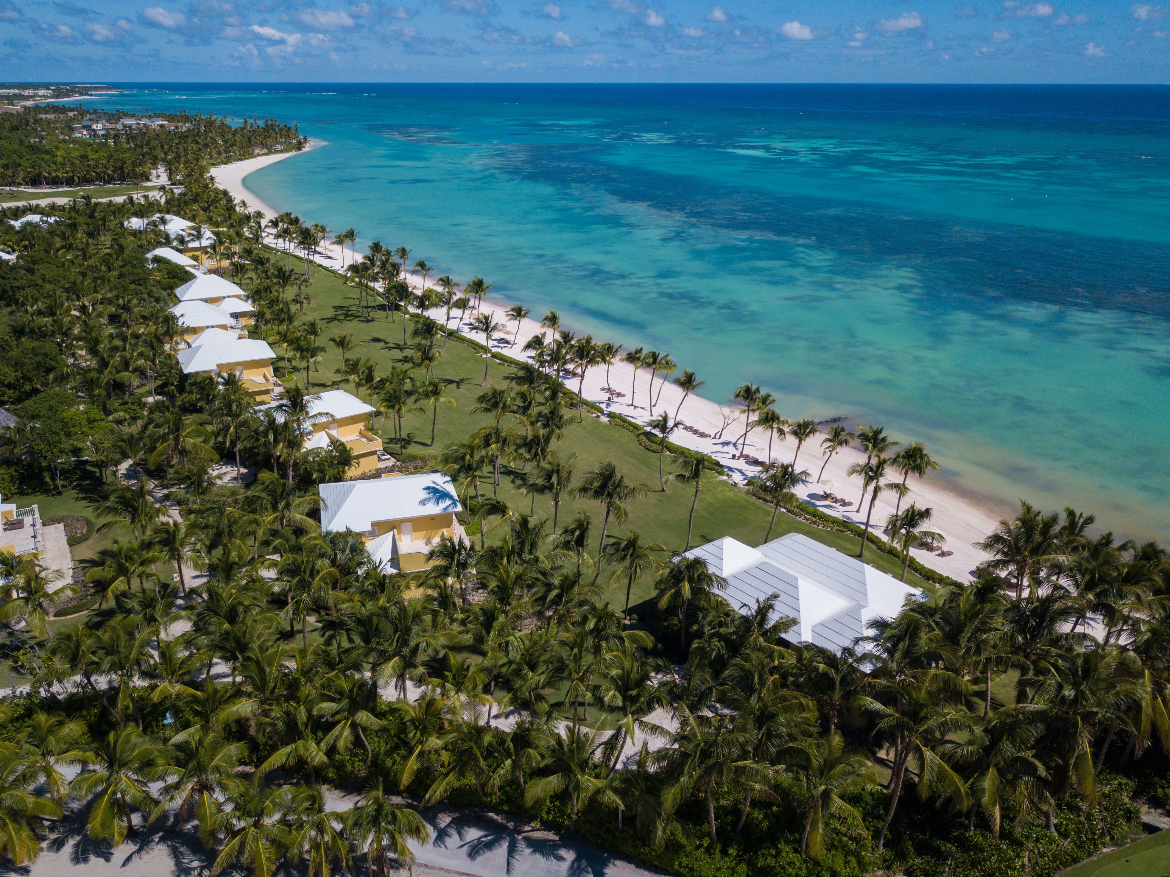 Tortuga Bay, Cap Cana, Dominikana